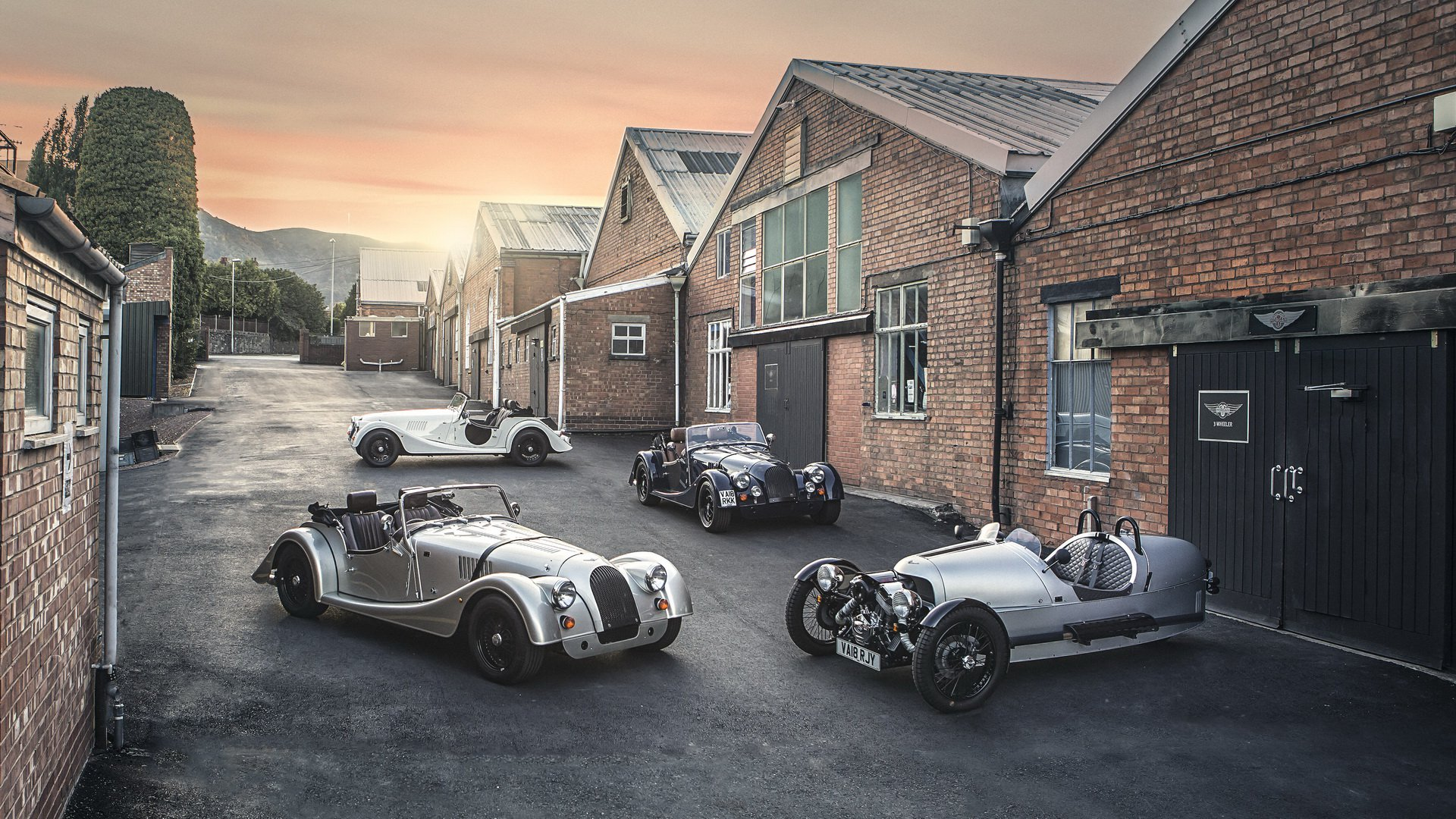 Morgan 110th Anniversary Editions (1)