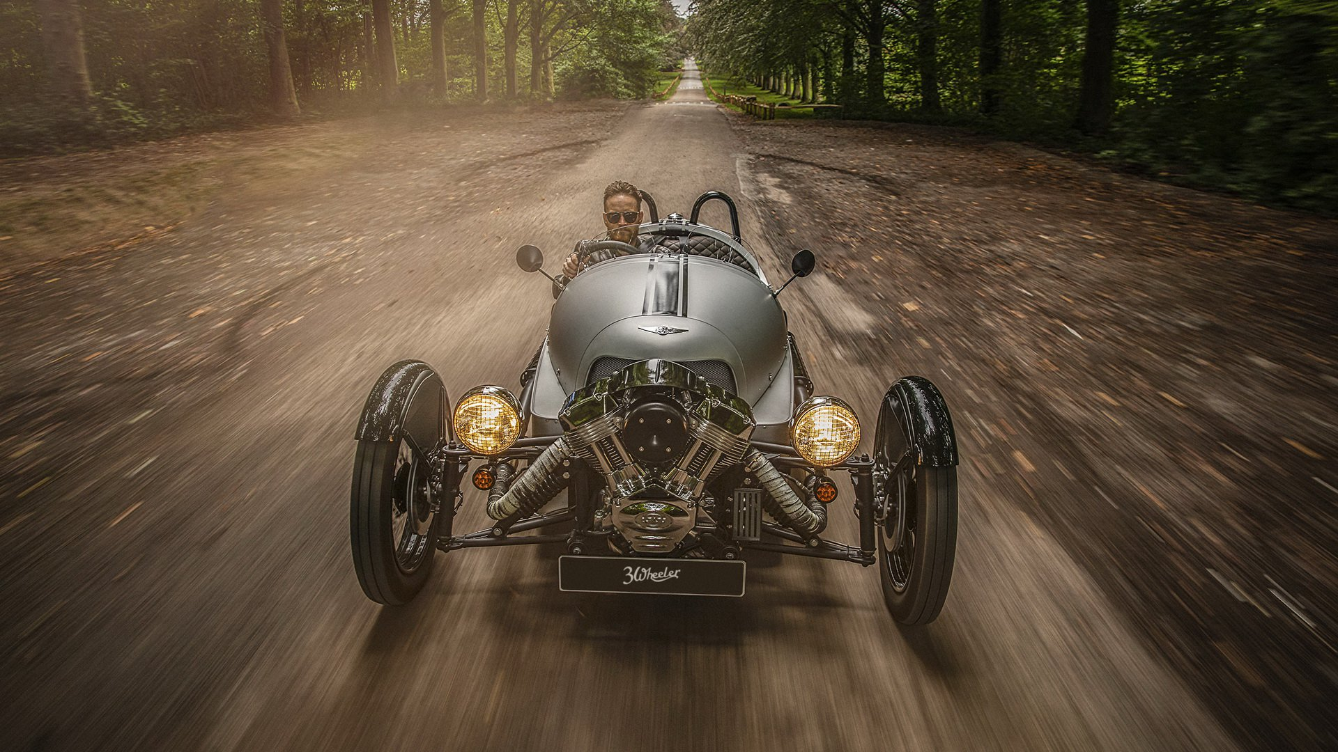 Morgan 110th Anniversary Editions (2)