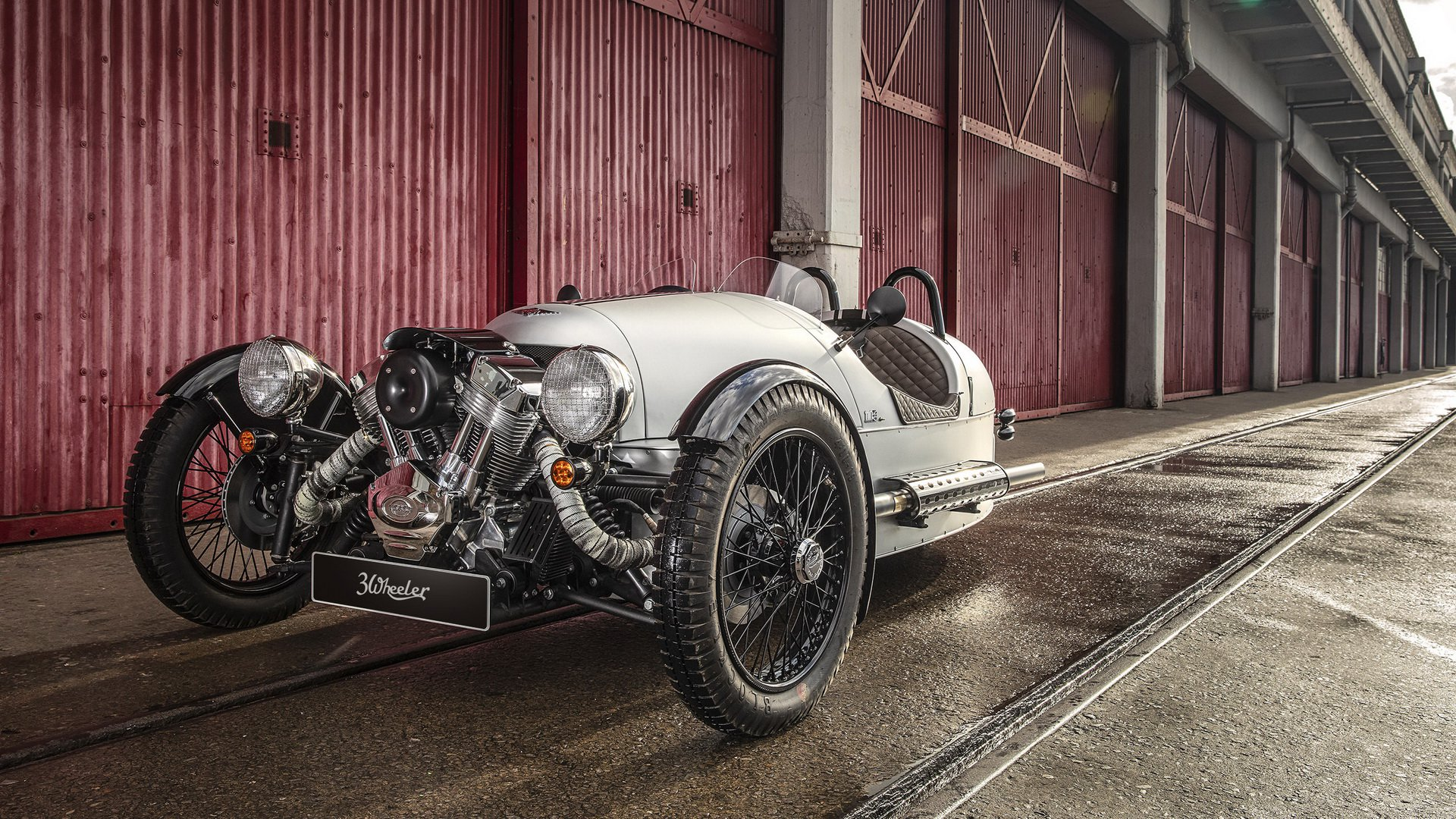 Morgan 110th Anniversary Editions (3)