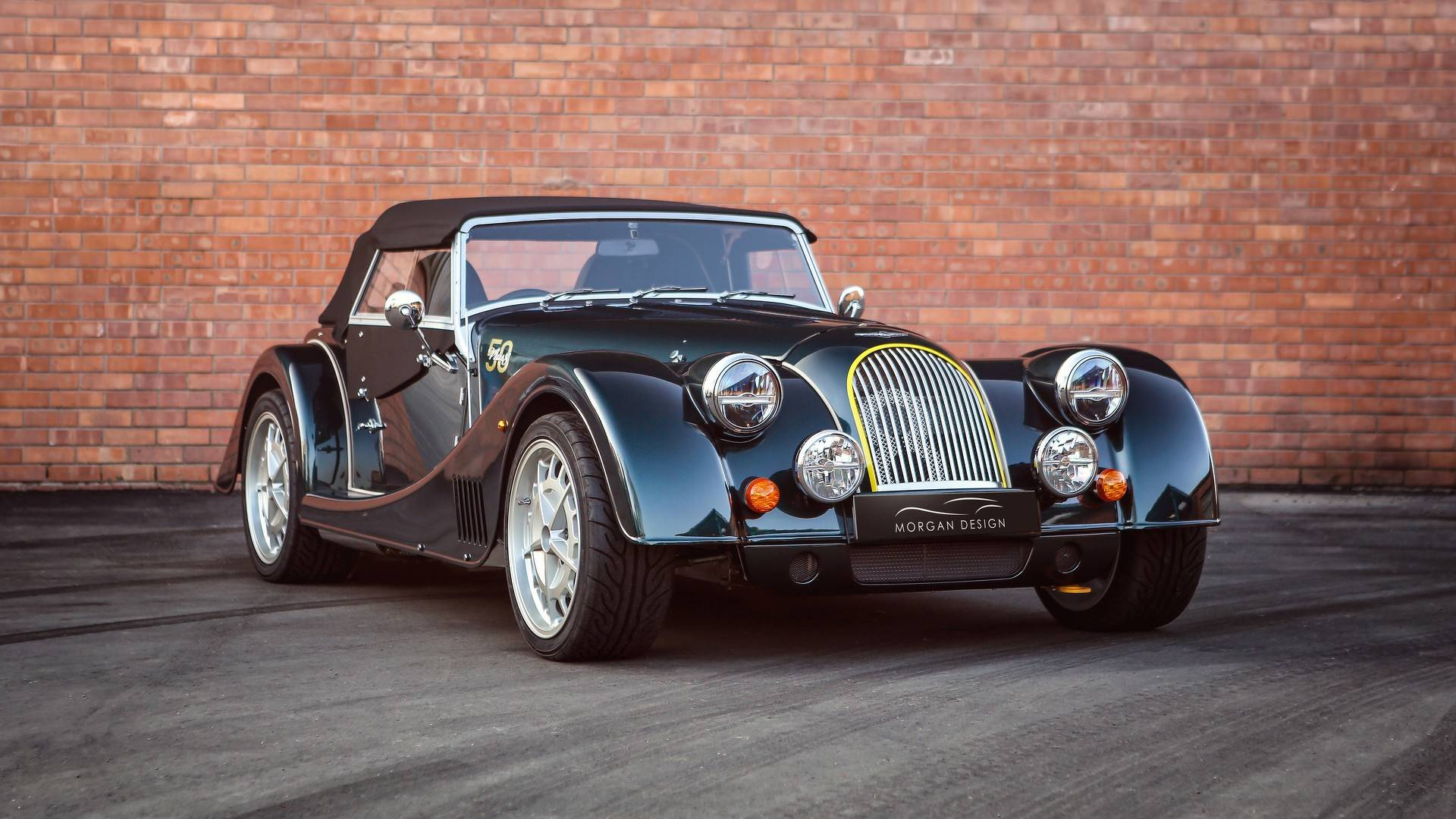 Morgan Plus 8 50th Anniversary Edition (14)