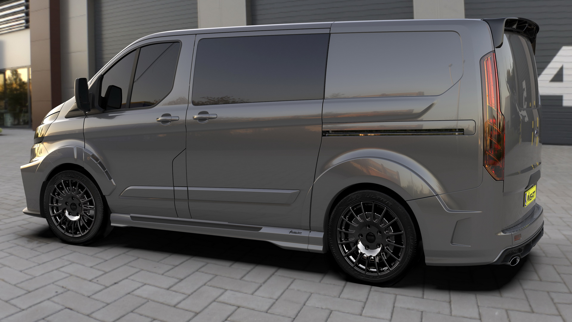 m sport ford transit. Black Bedroom Furniture Sets. Home Design Ideas