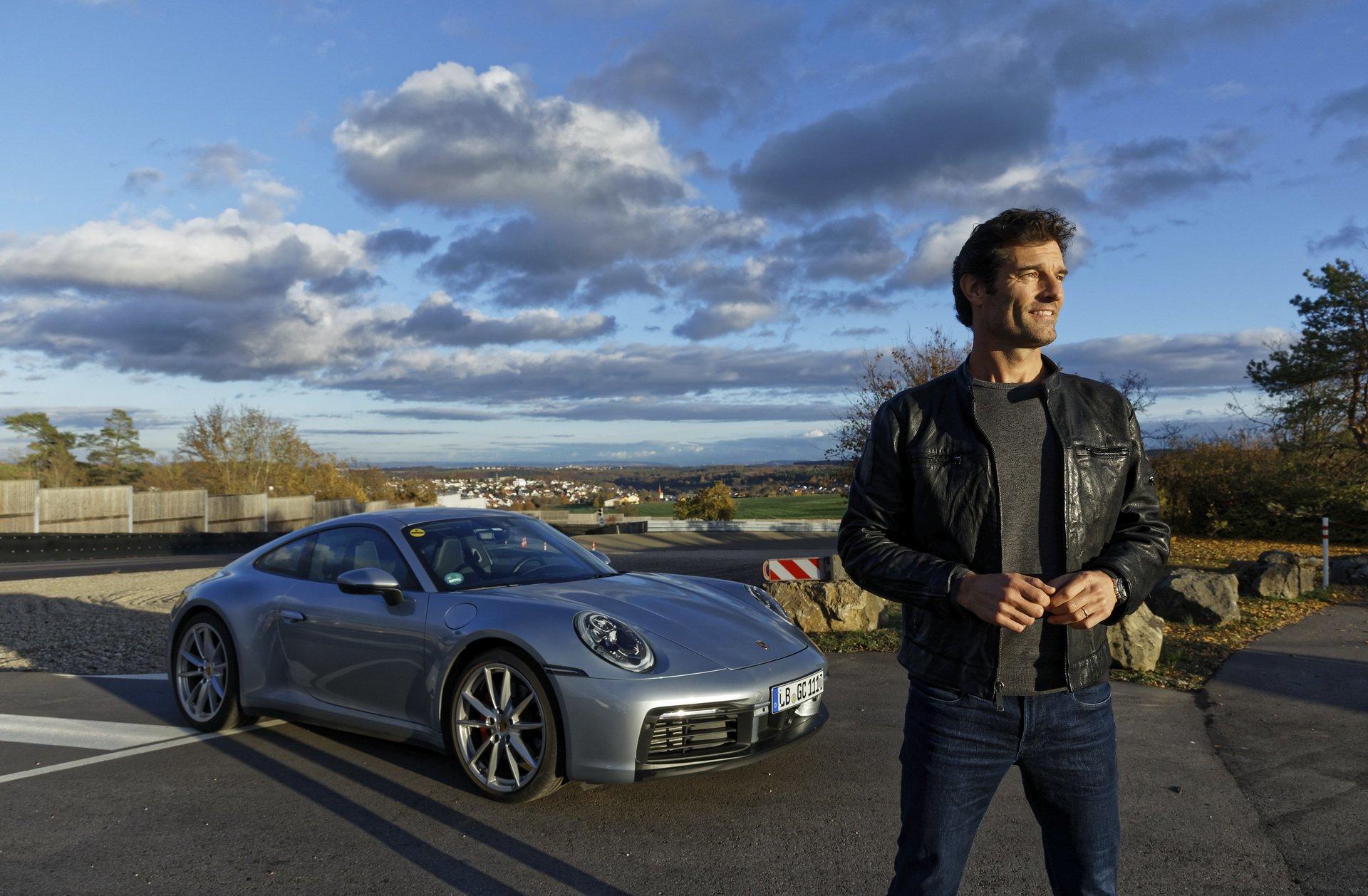 New Porsche 911 Mark Webber (2)