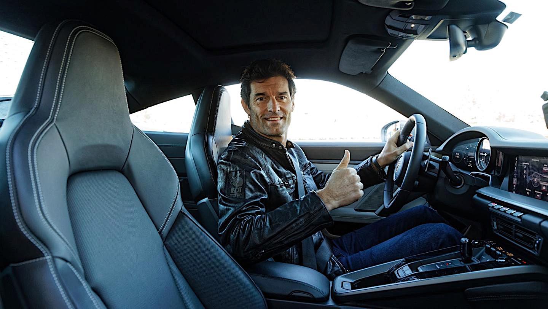 New Porsche 911 Mark Webber (3)
