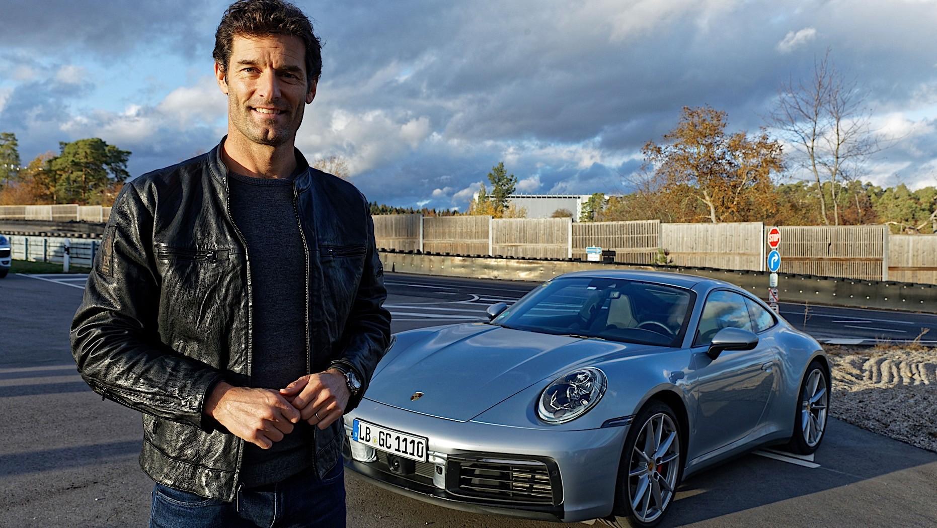 New Porsche 911 Mark Webber (4)