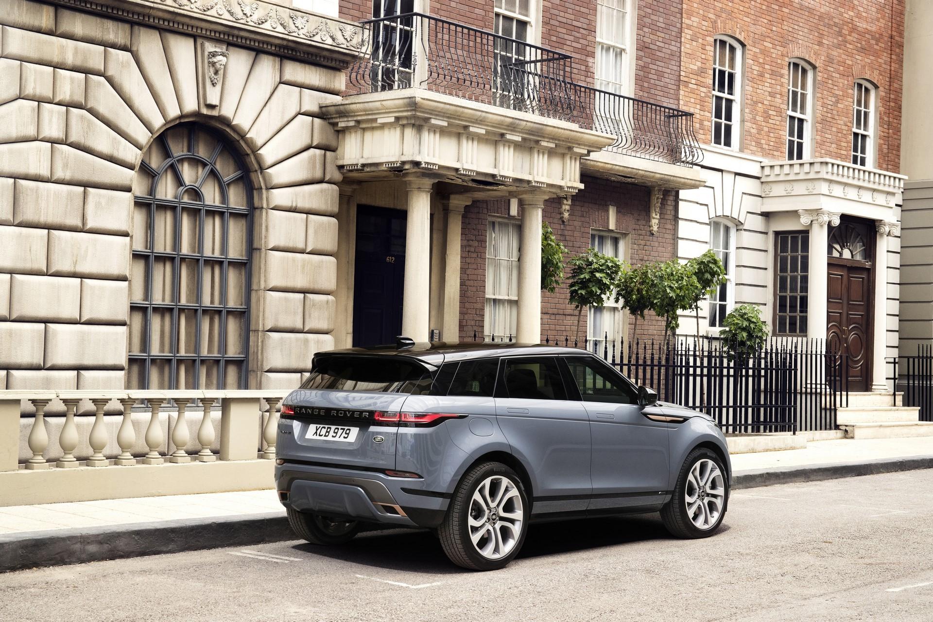 Range Rover Evoque 2019 (135)