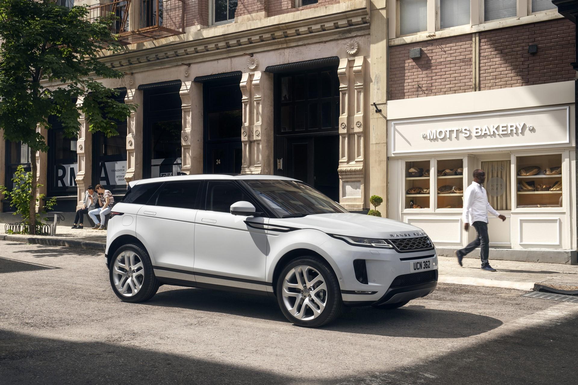 Range Rover Evoque 2019 (140)
