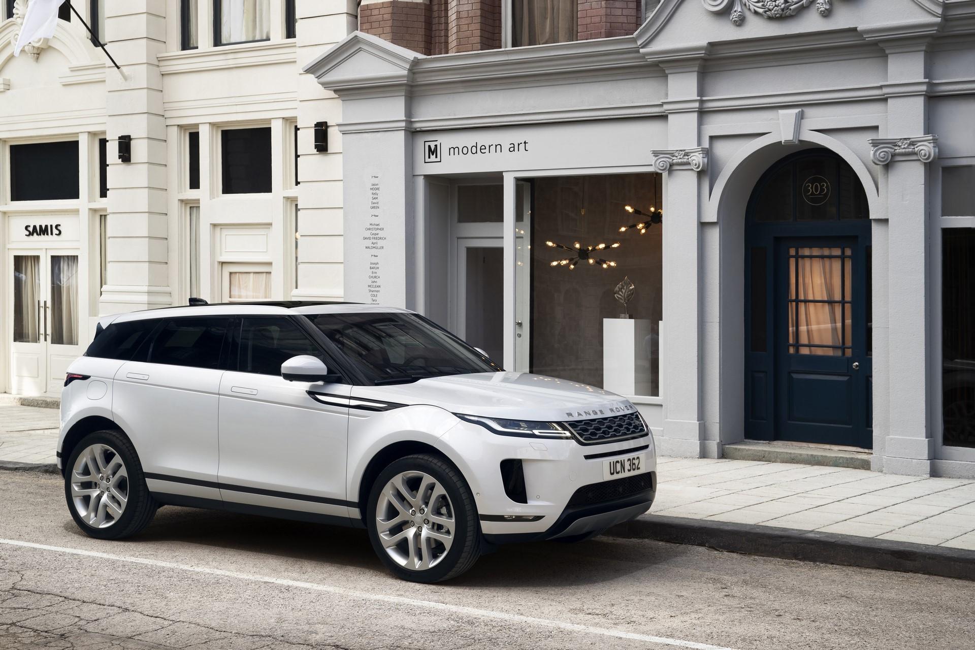 Range Rover Evoque 2019 (141)