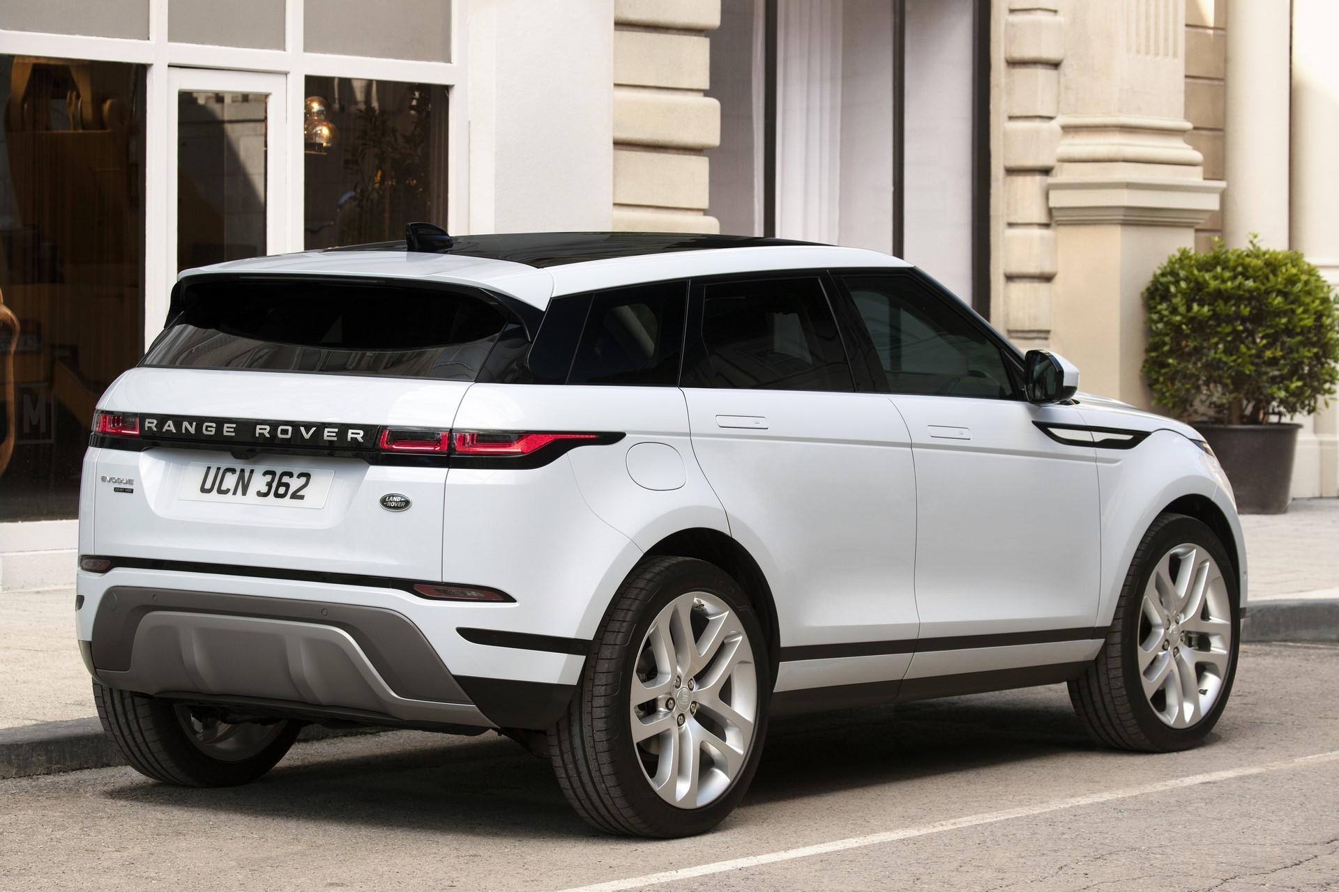 Range Rover Evoque 2019 (143)