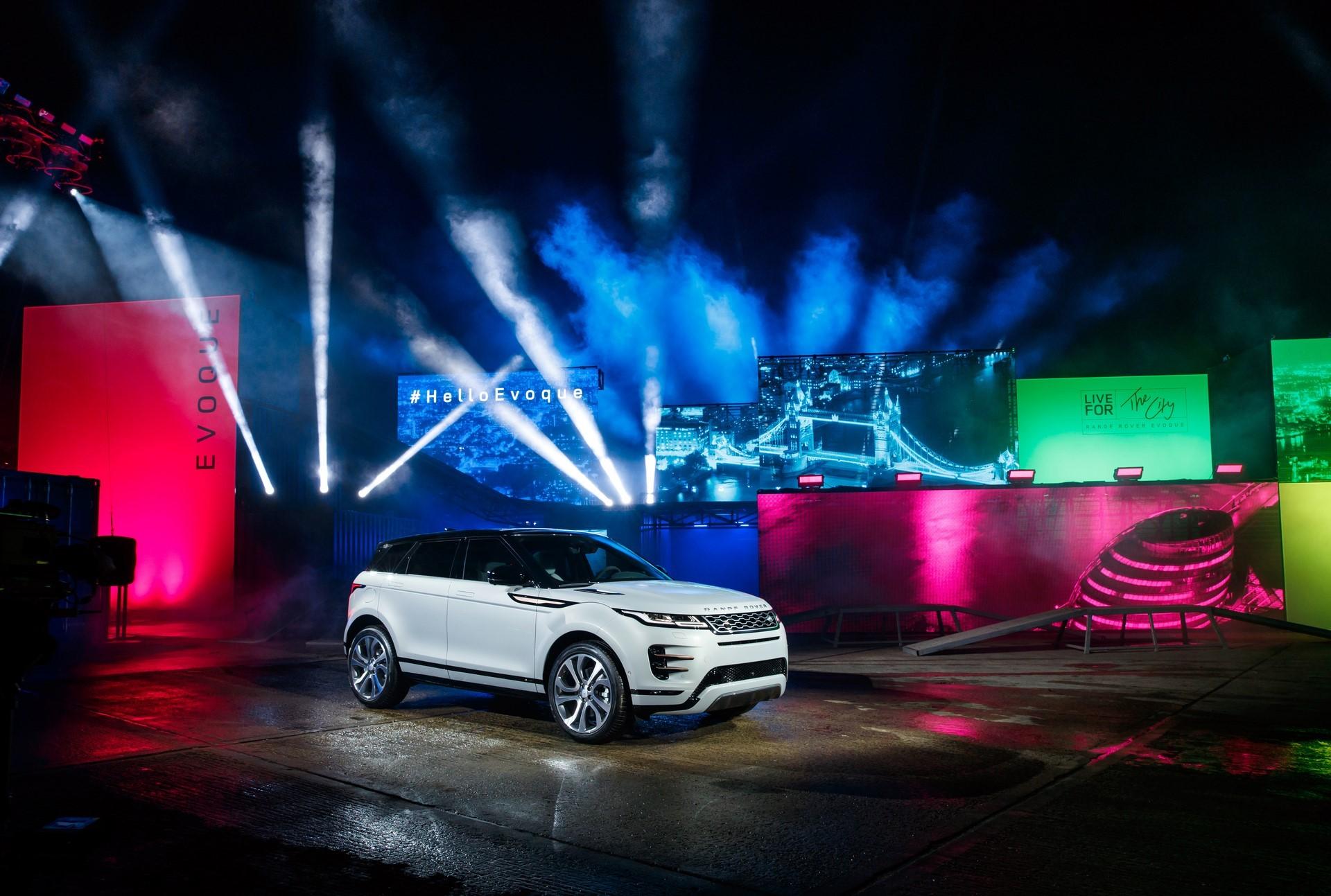 Range Rover Evoque 2019 (2)