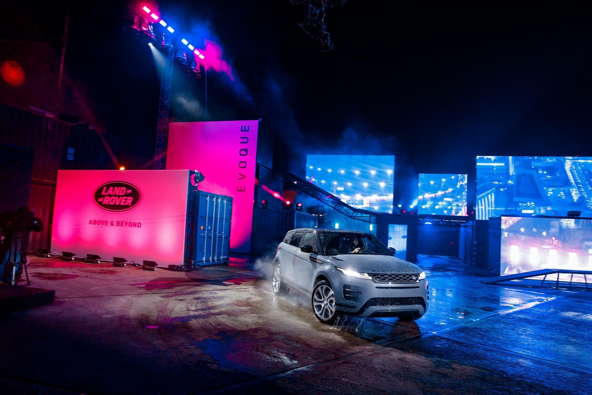 Range Rover Evoque 2019 (8)