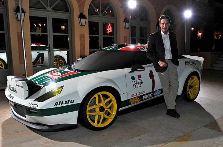 michael-stoschek-with-the-new-stratos-in-the-alitalia-design