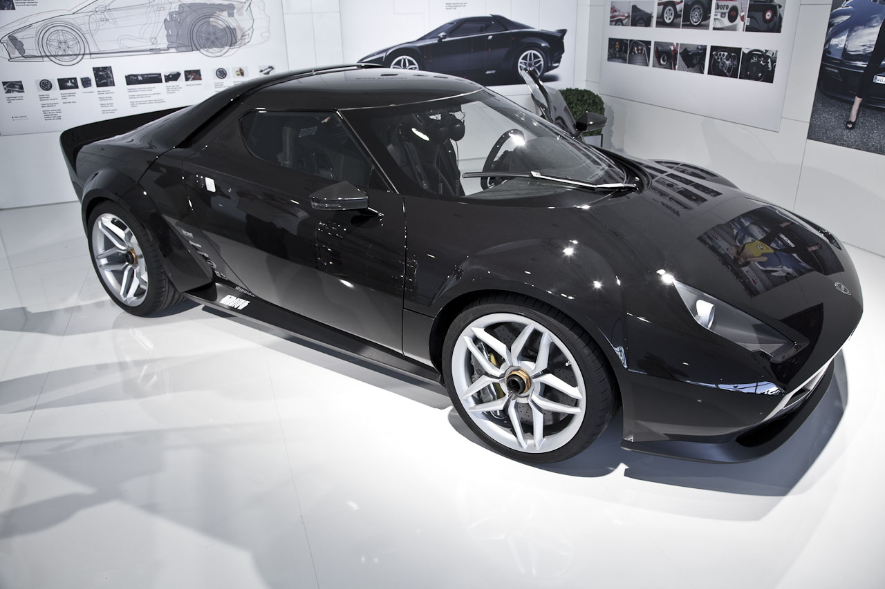 New Stratos Live in IAA 2011