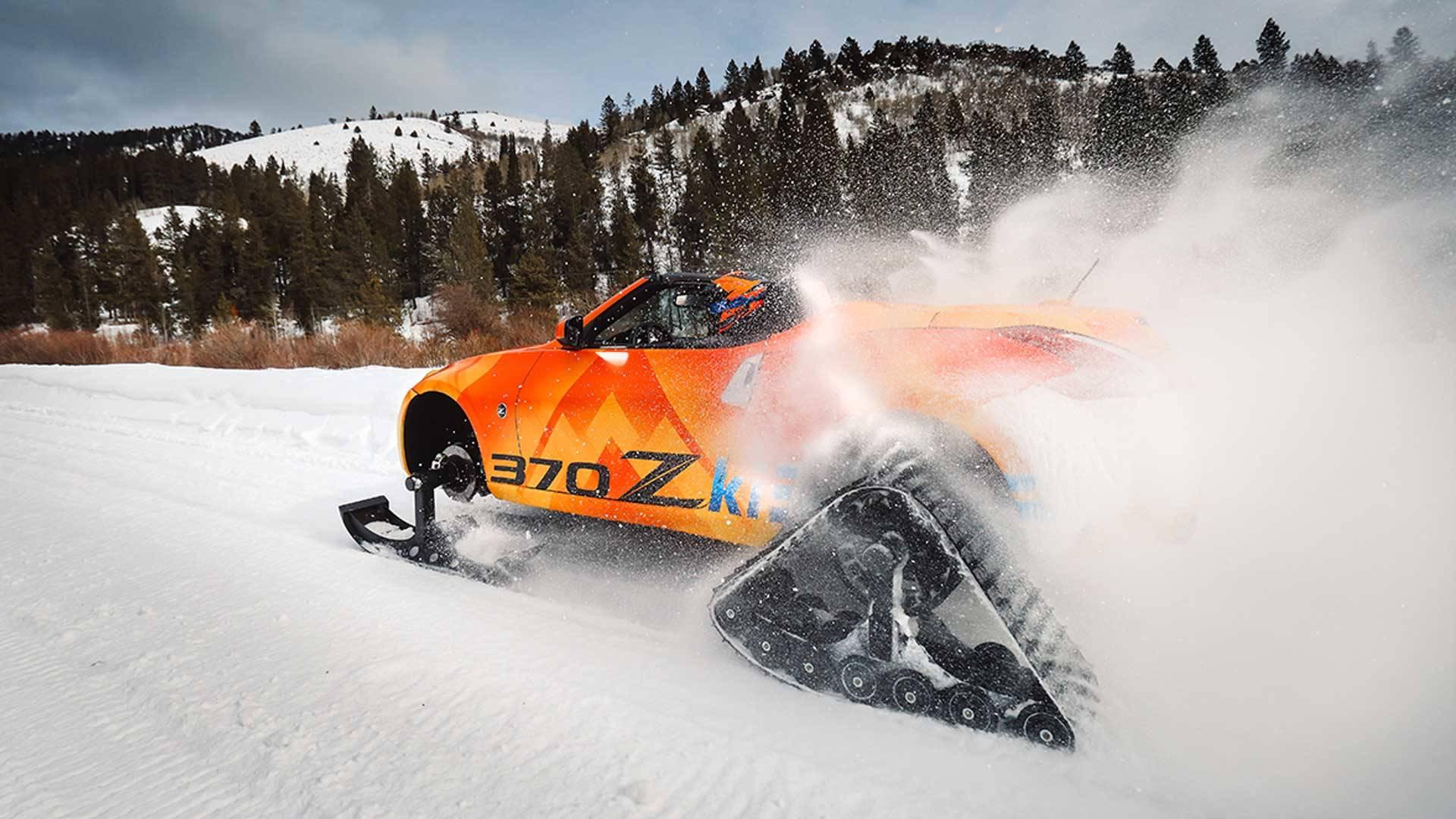 Nissan and Nissan Armada Snow Patrol (12)