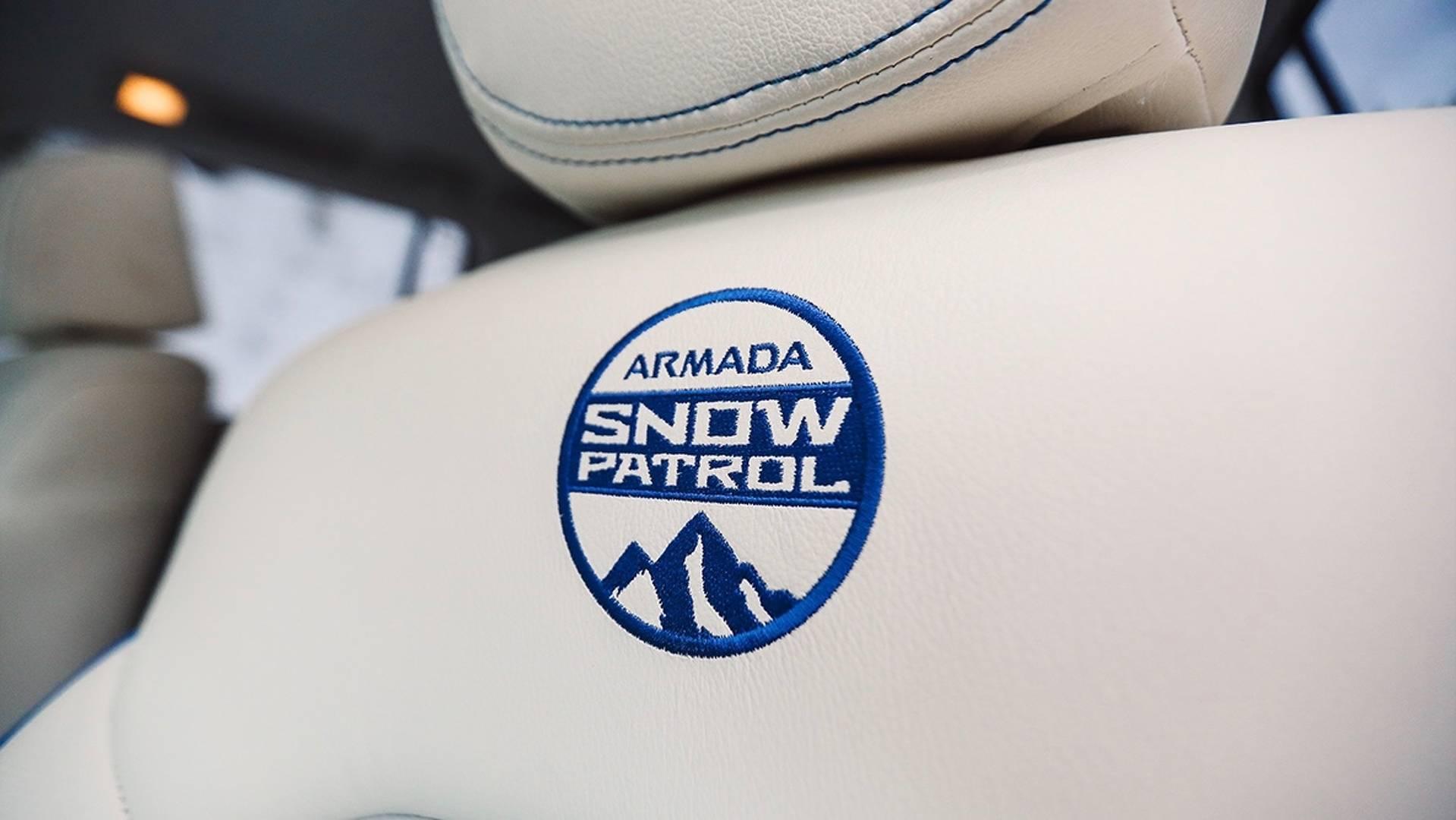 Nissan and Nissan Armada Snow Patrol (24)