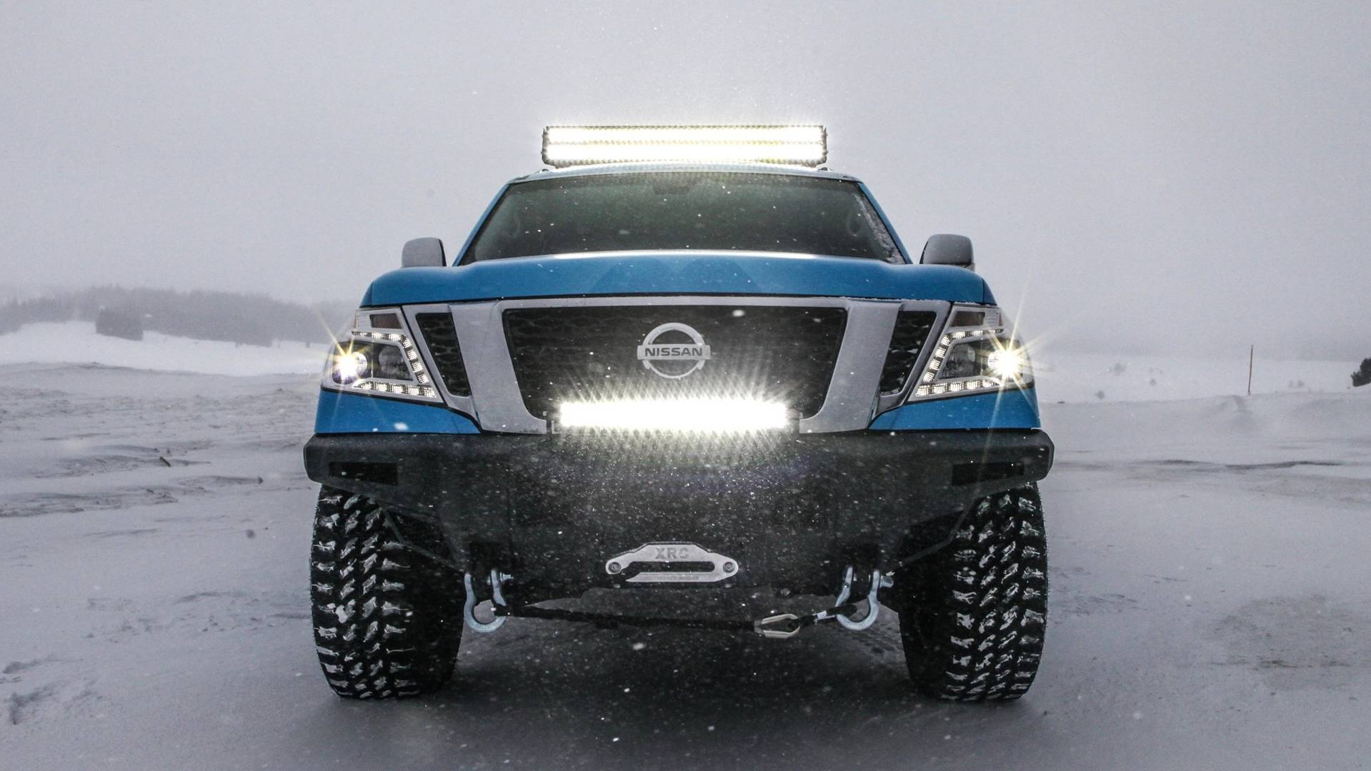 Nissan and Nissan Armada Snow Patrol (27)
