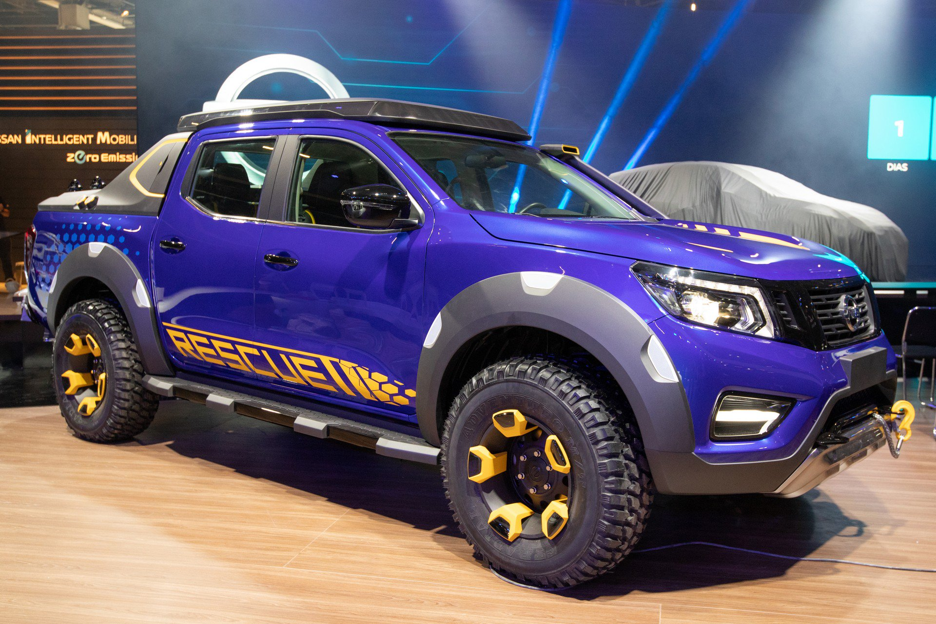 Nissan Frontier Sentinel Concept (1)
