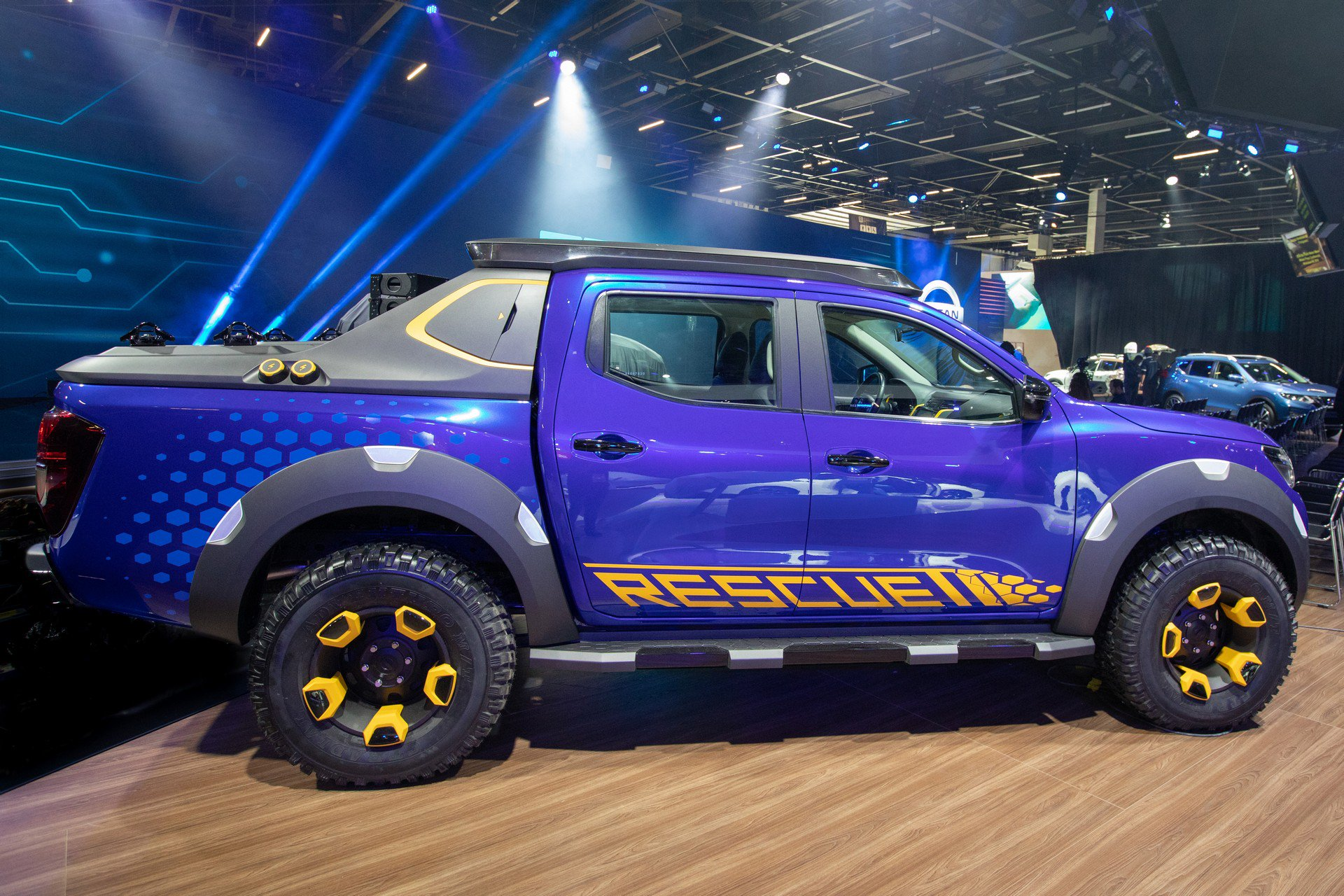 Nissan Frontier Sentinel Concept (2)
