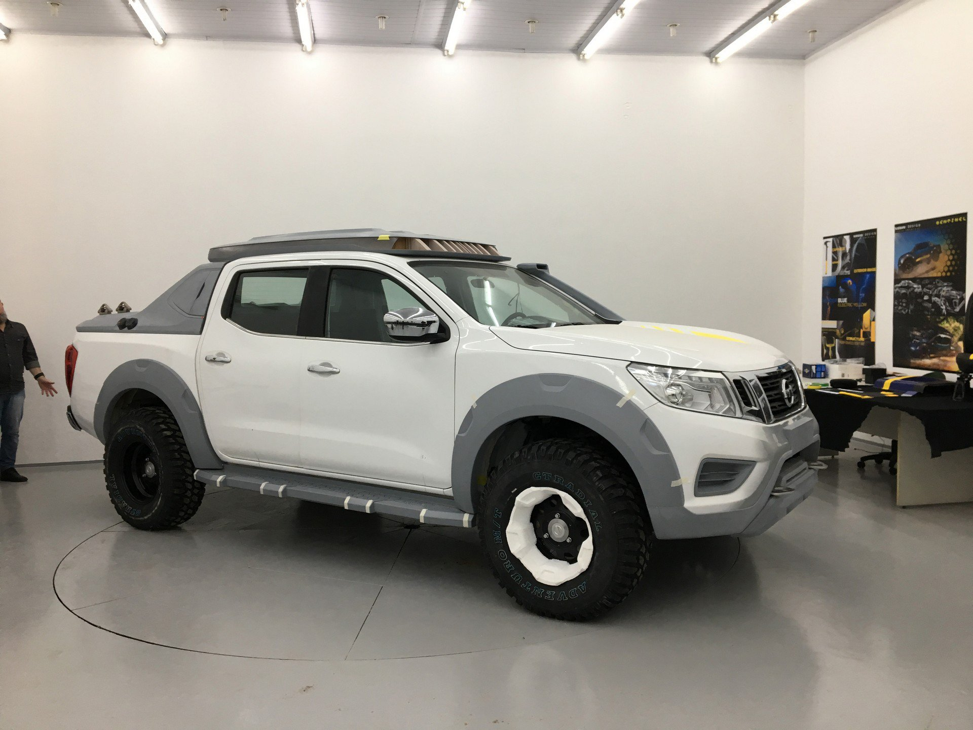 Nissan Frontier Sentinel Concept (20)