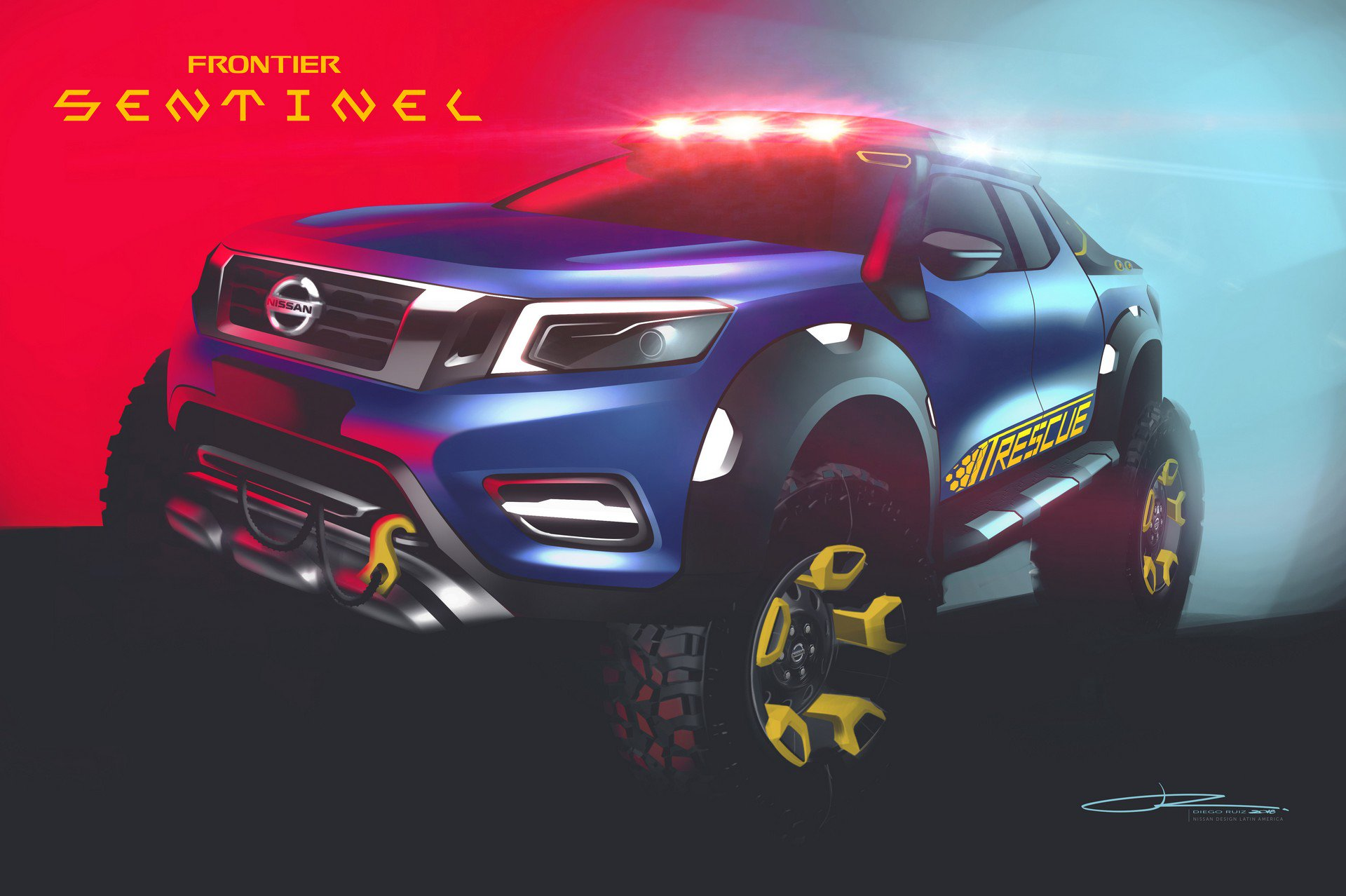 Nissan Frontier Sentinel Concept (30)