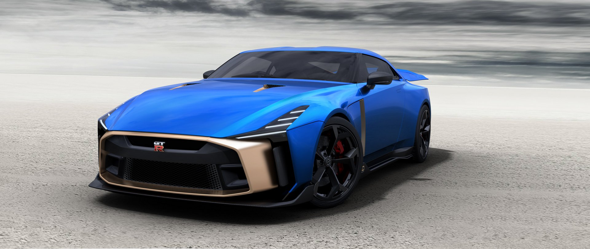 Nissan GT-R50 by Italdesign production (1)