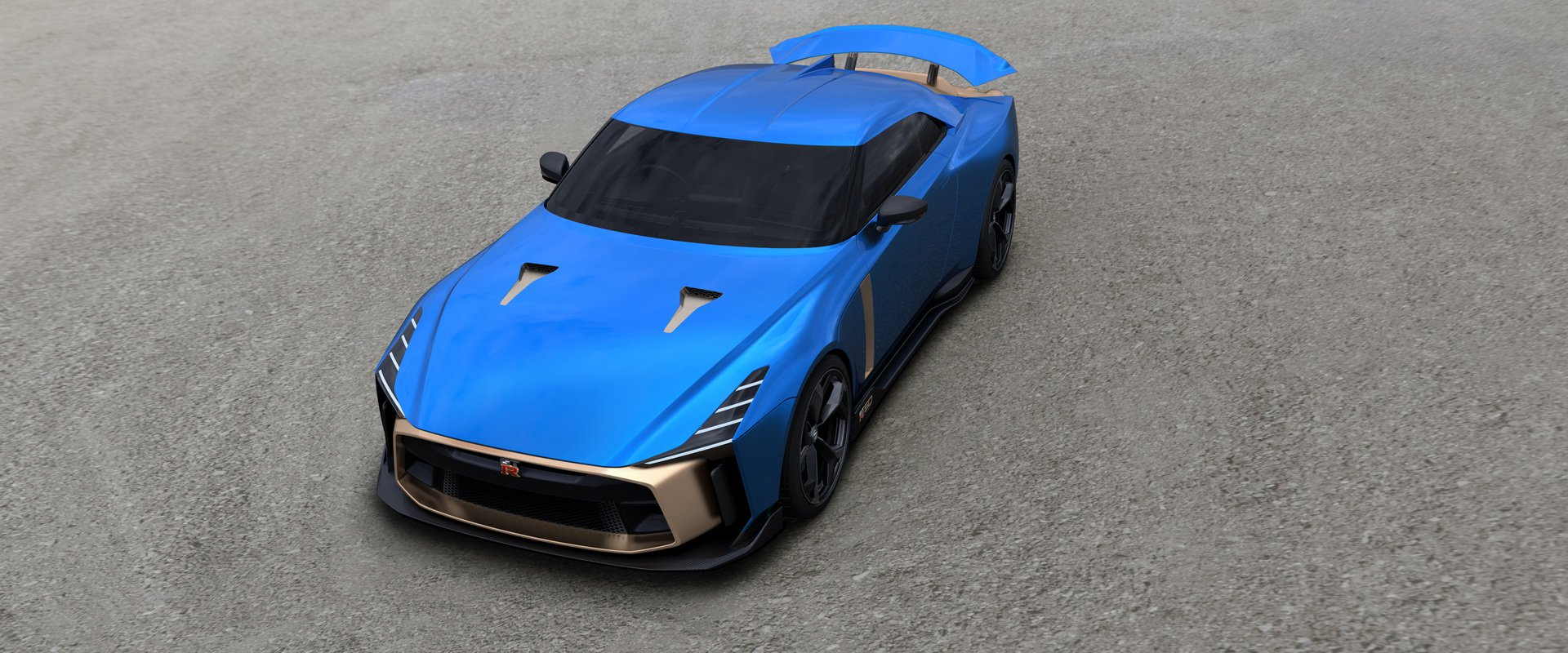 Nissan GT-R50 by Italdesign production (3)