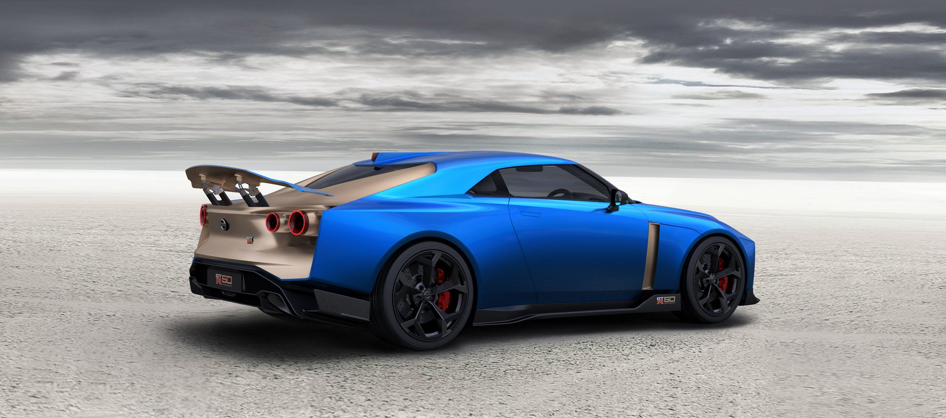 Nissan GT-R50 by Italdesign production (4)