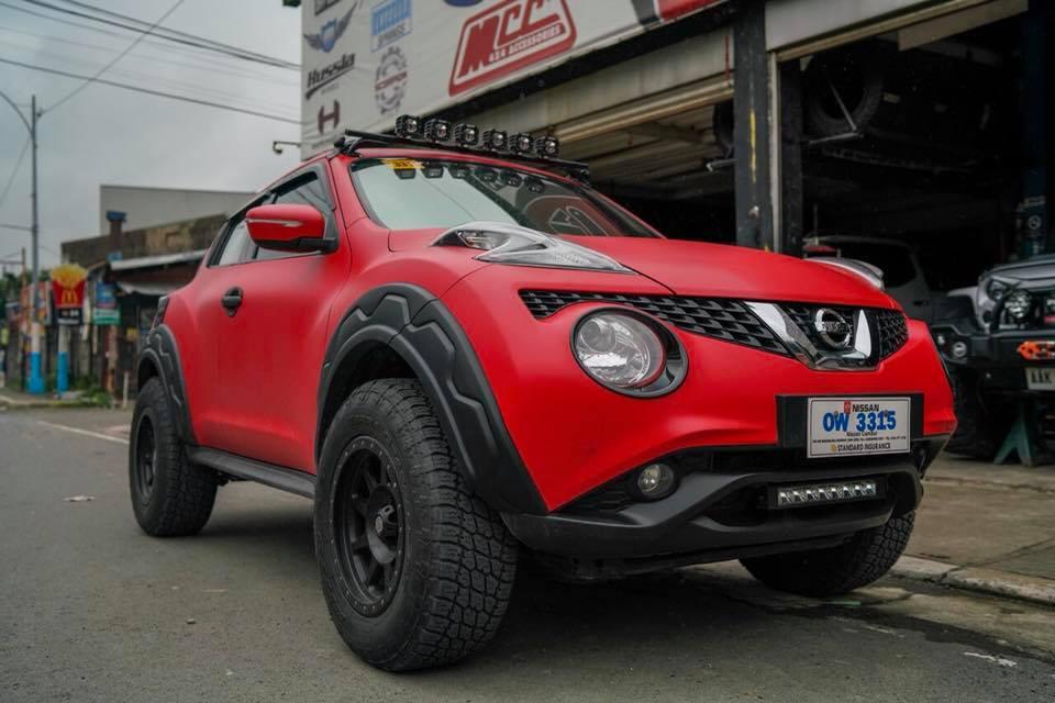 Nissan JukeProject Lady Bug (1)
