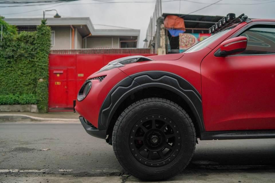 Nissan JukeProject Lady Bug (3)