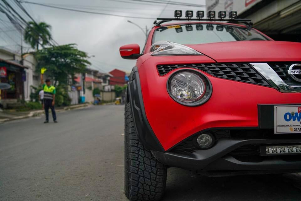 Nissan Juke Project Lady Bug (5)