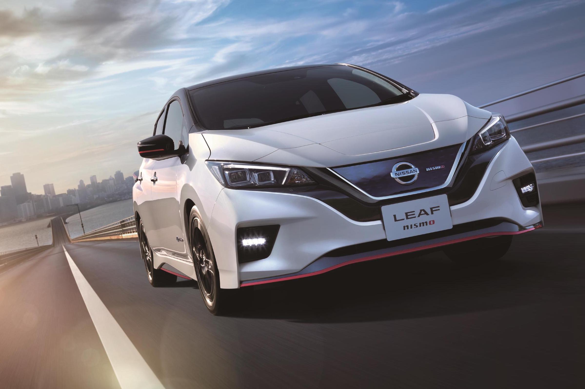 Nissan Leaf Nismo 2018 (1)
