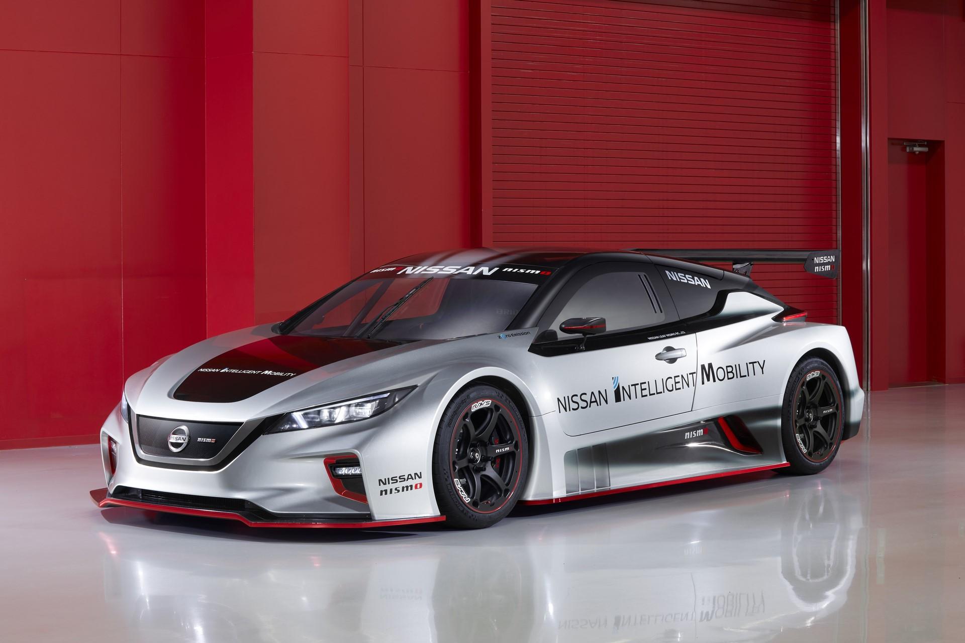 Nissan Leaf Nismo RC (1)