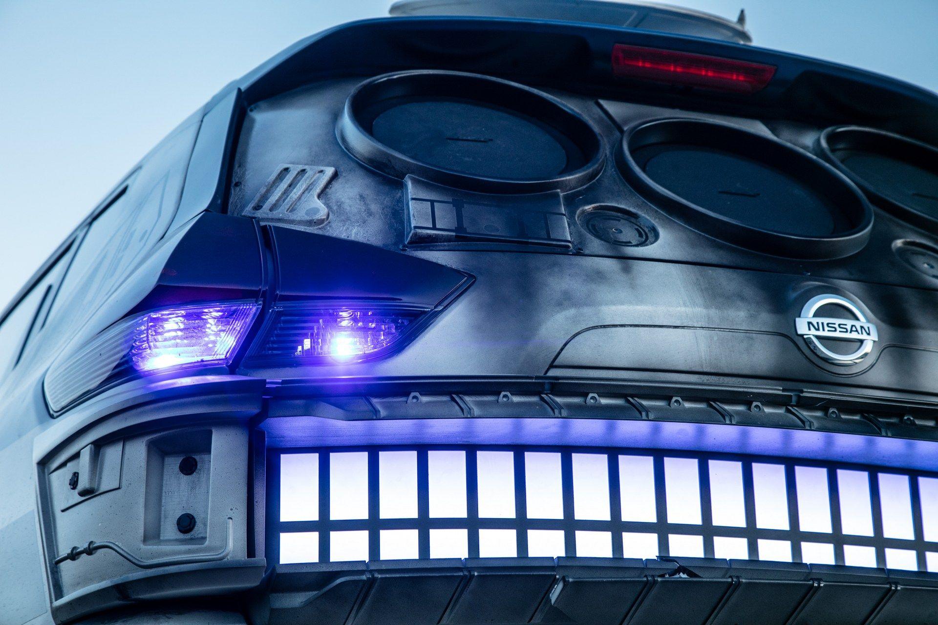 Nissan Rogue Star Wars (8)