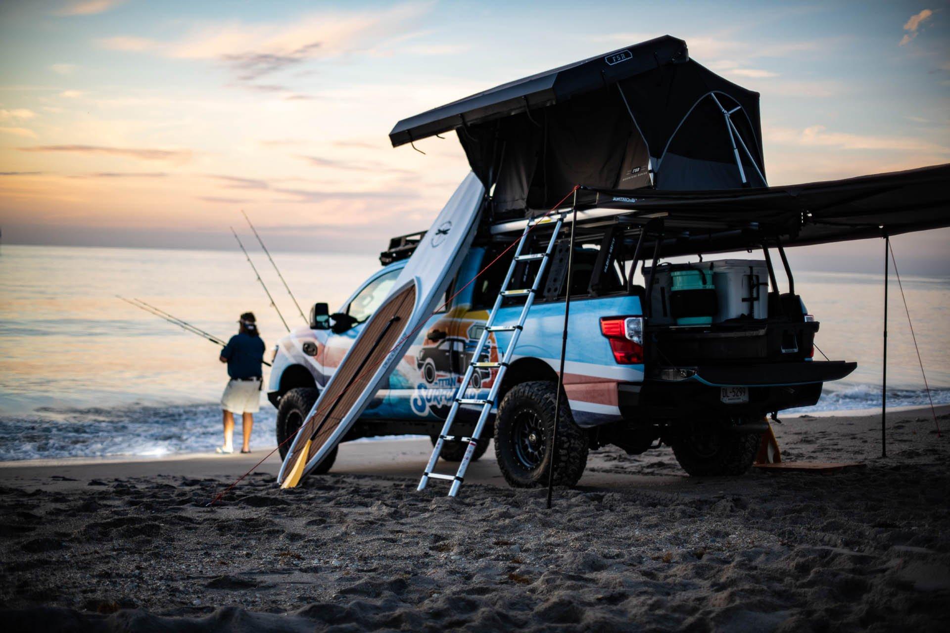 Nissan Titan Surfcamp concept (2)