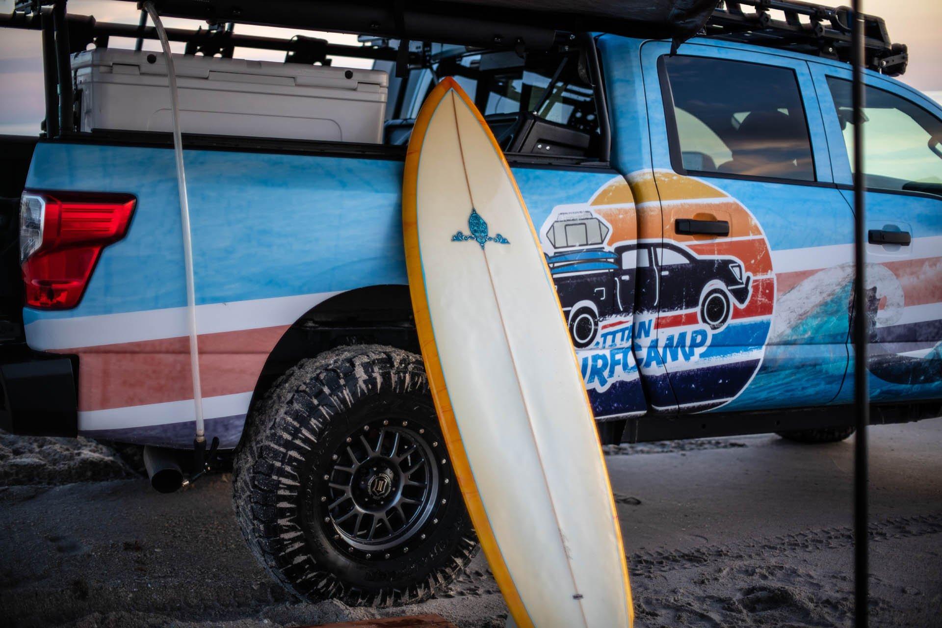 Nissan Titan Surfcamp concept (9)