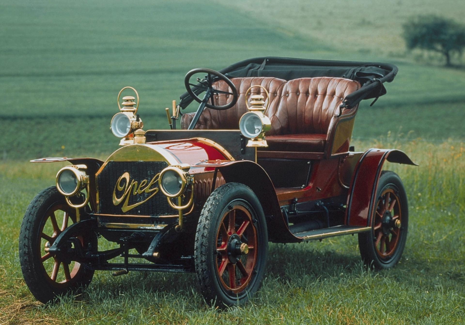 1909 Opel Doktorwagen