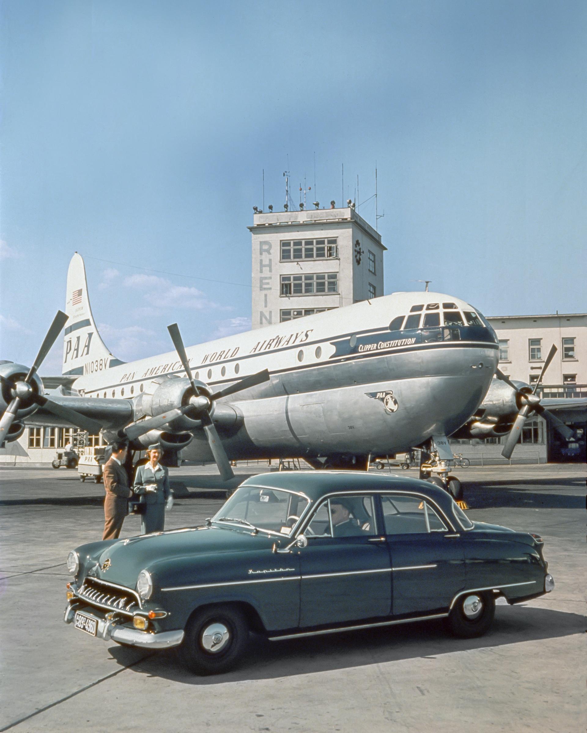 1954 Opel Kapitän