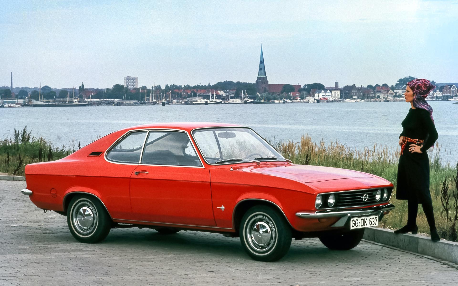 1971 Opel Manta L