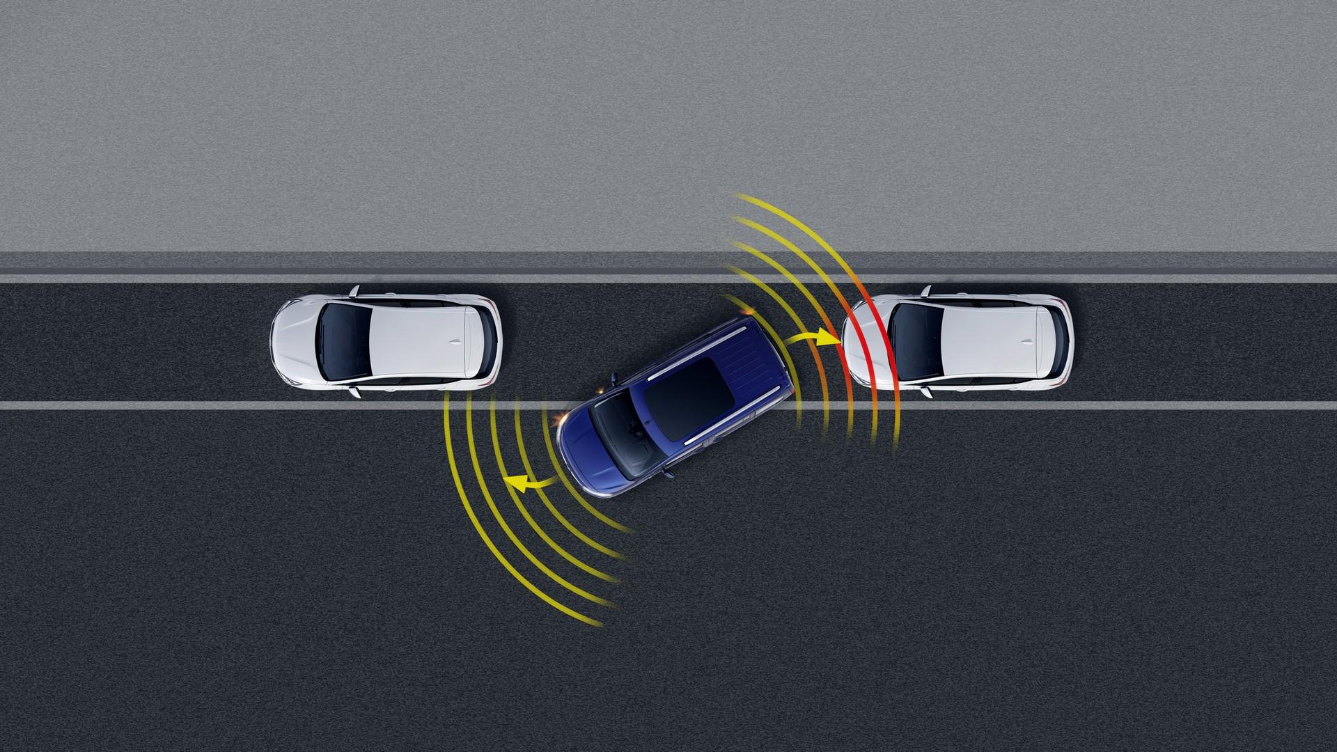 Opel Combo Life, Park Assist