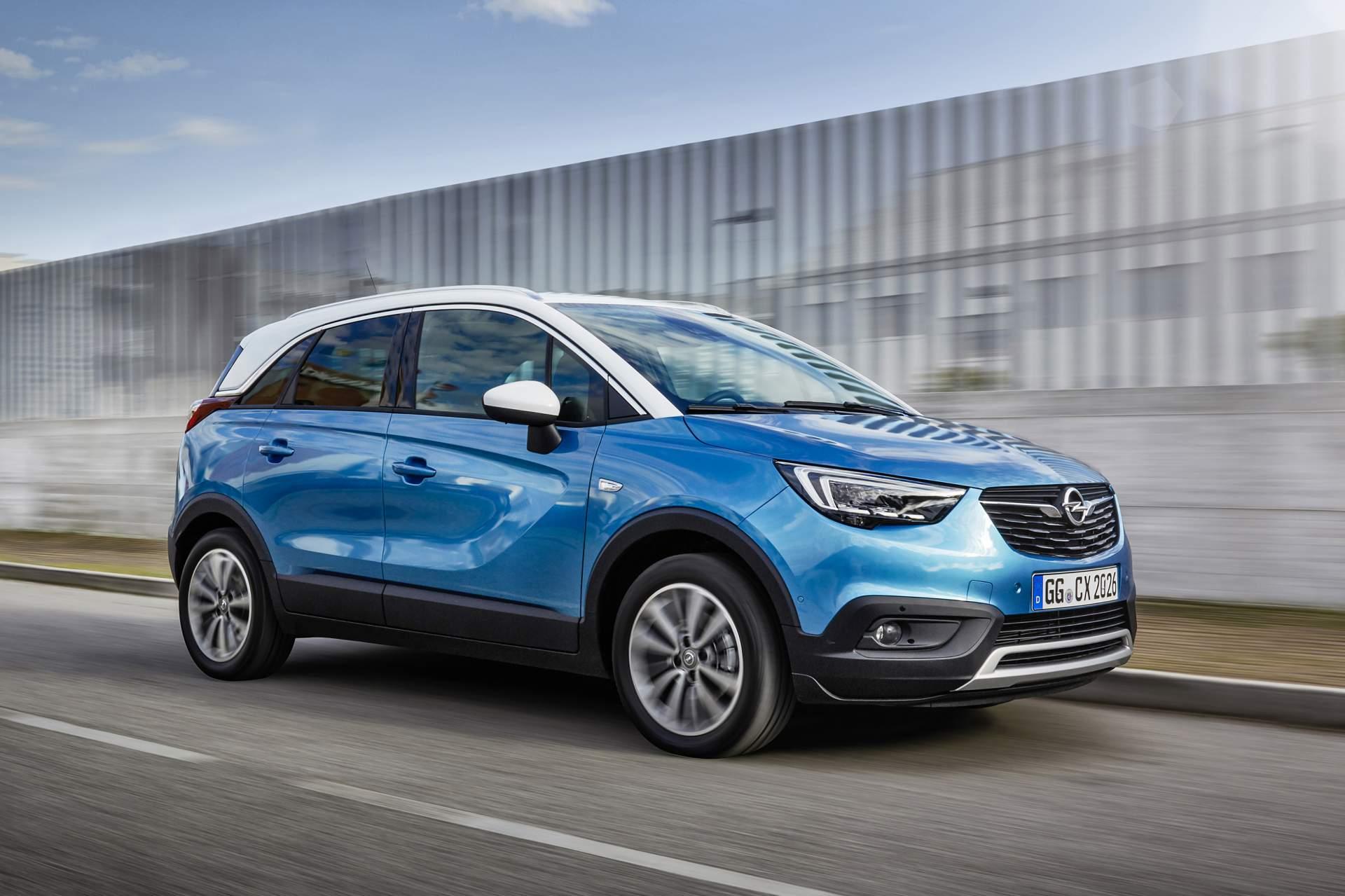 Opel Crossland X 2019 (1)