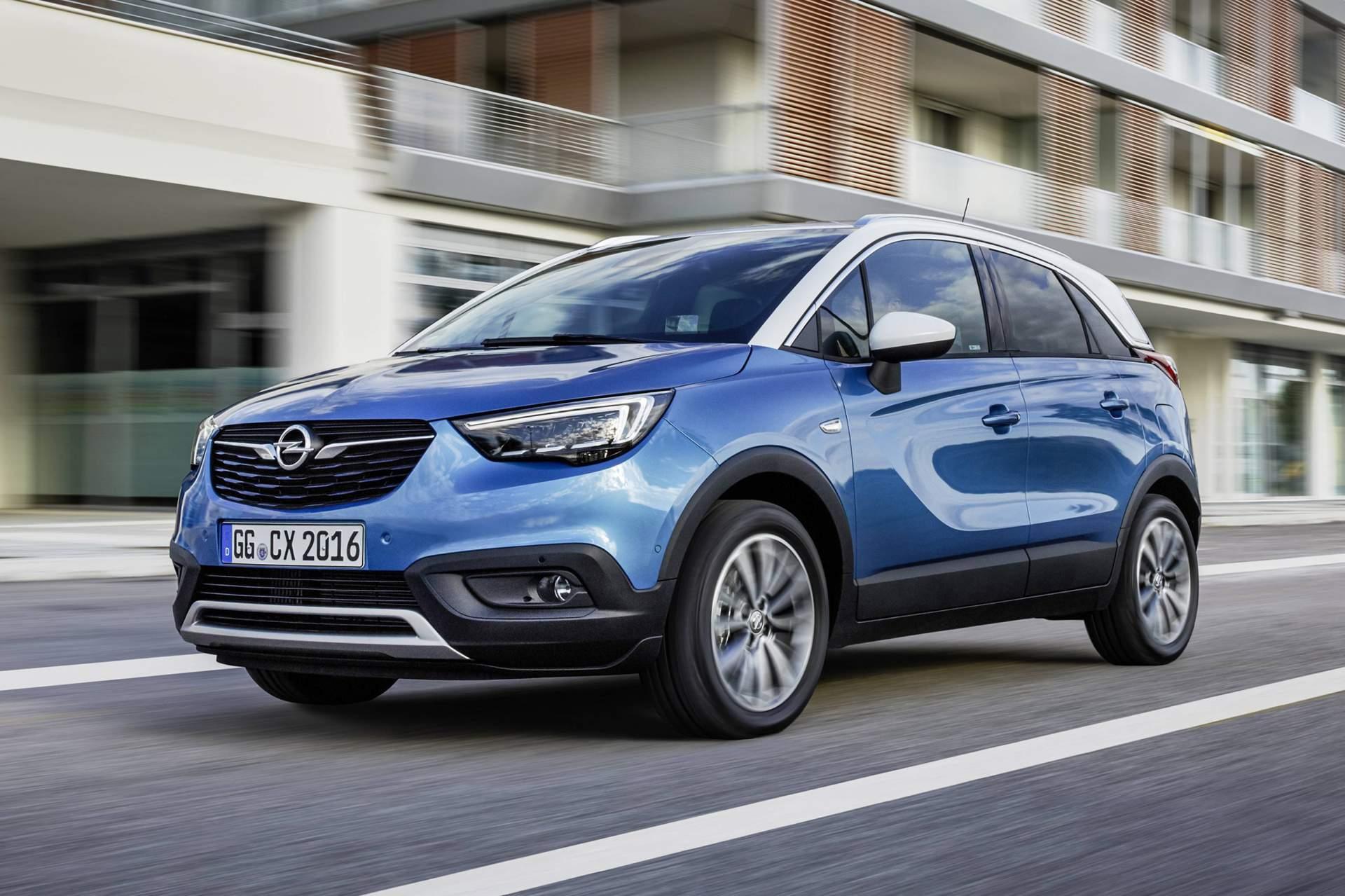 Opel Crossland X 2019 (2)