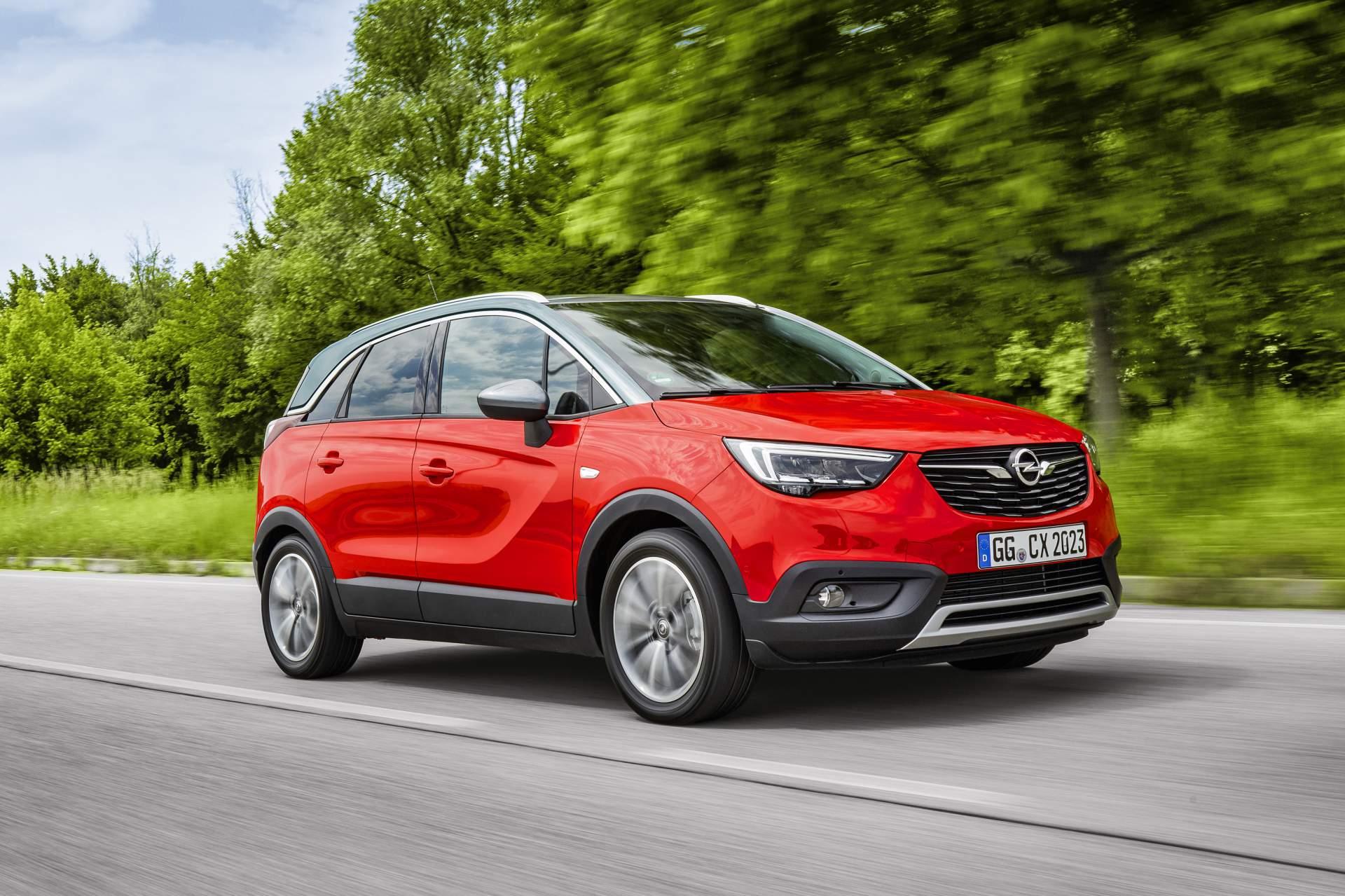 Opel Crossland X 2019 (3)