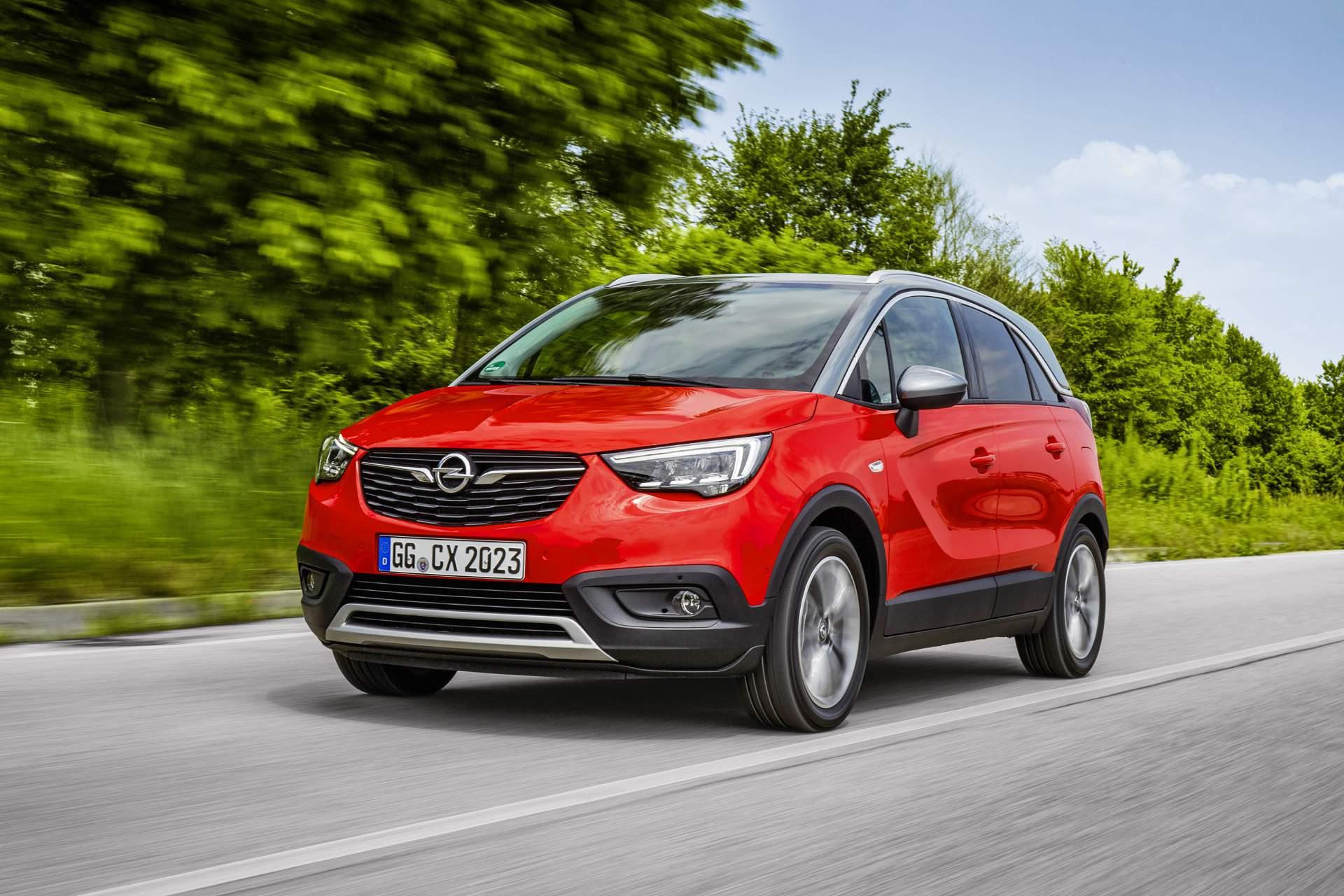 Opel Crossland X 2019 (4)