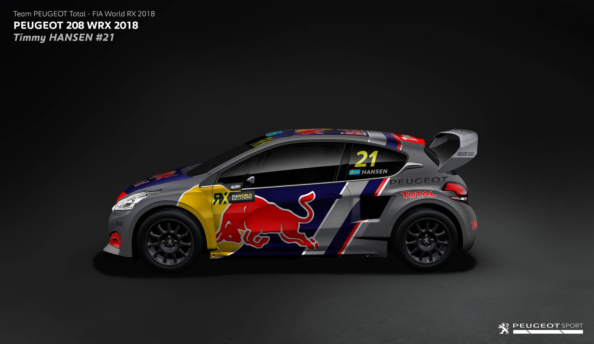 Peugeot 208 WRX 2018 (2)