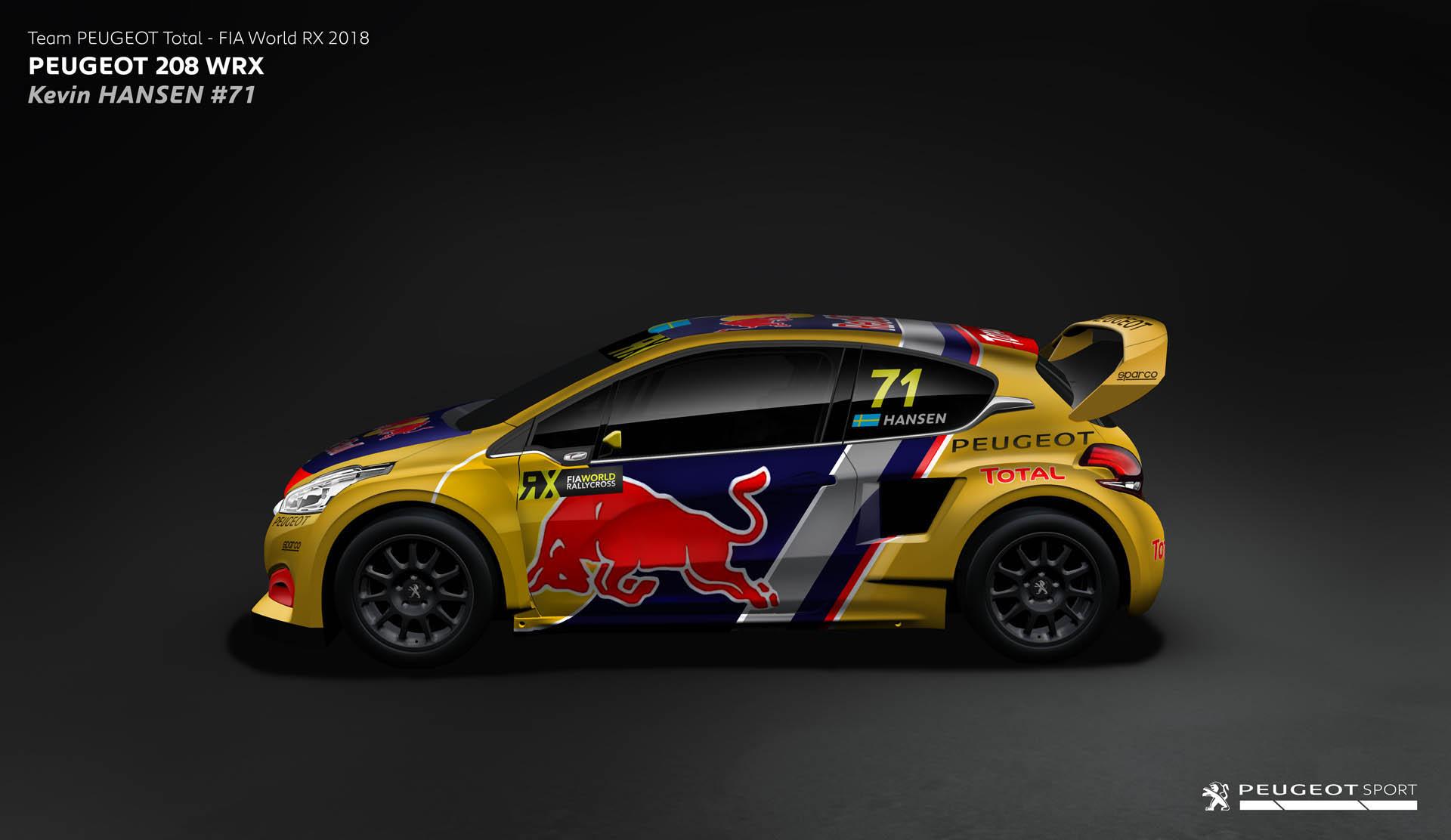 Peugeot 208 WRX 2018 (3)