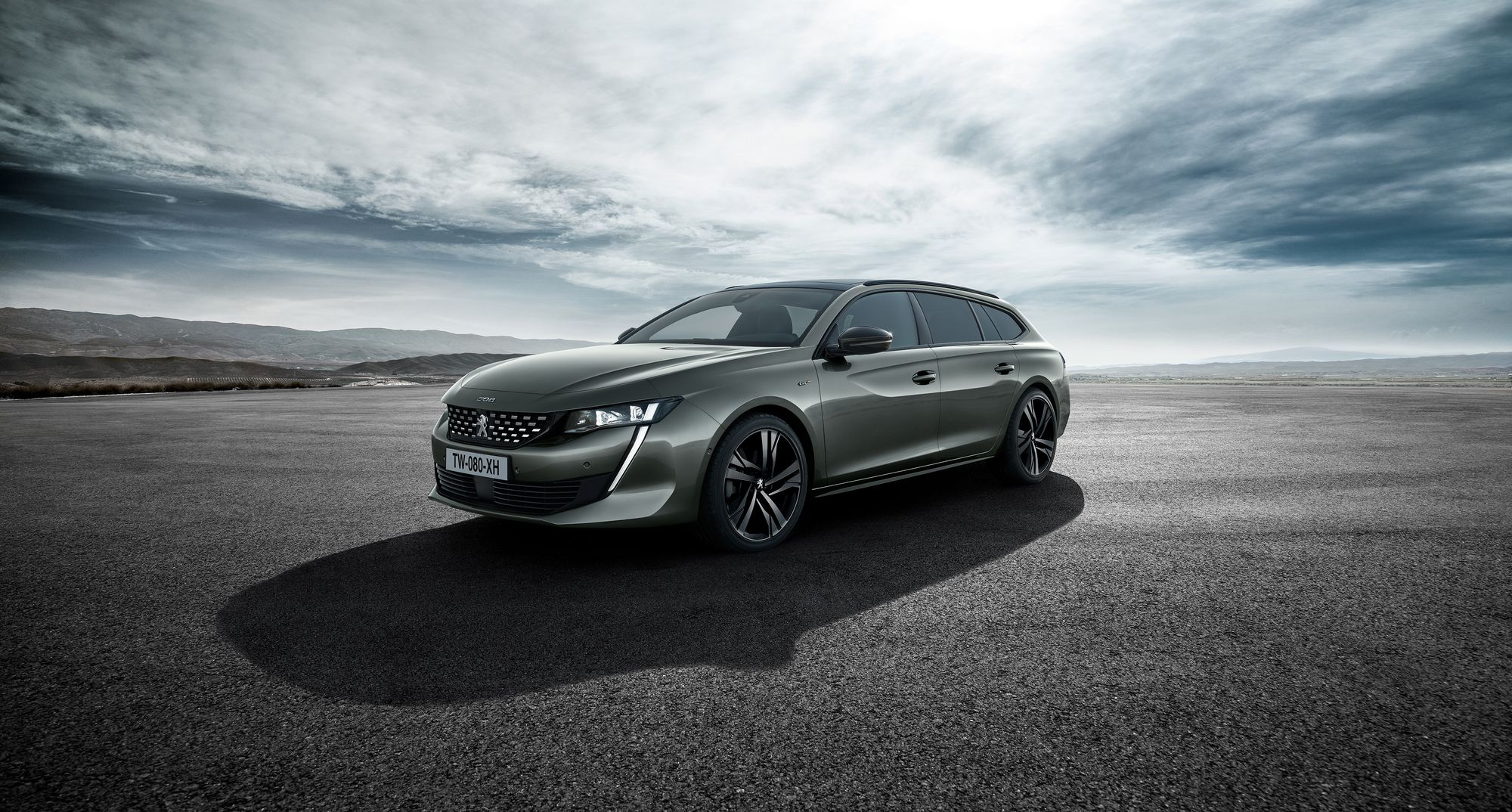 Peugeot 508 SW First Edition (6)