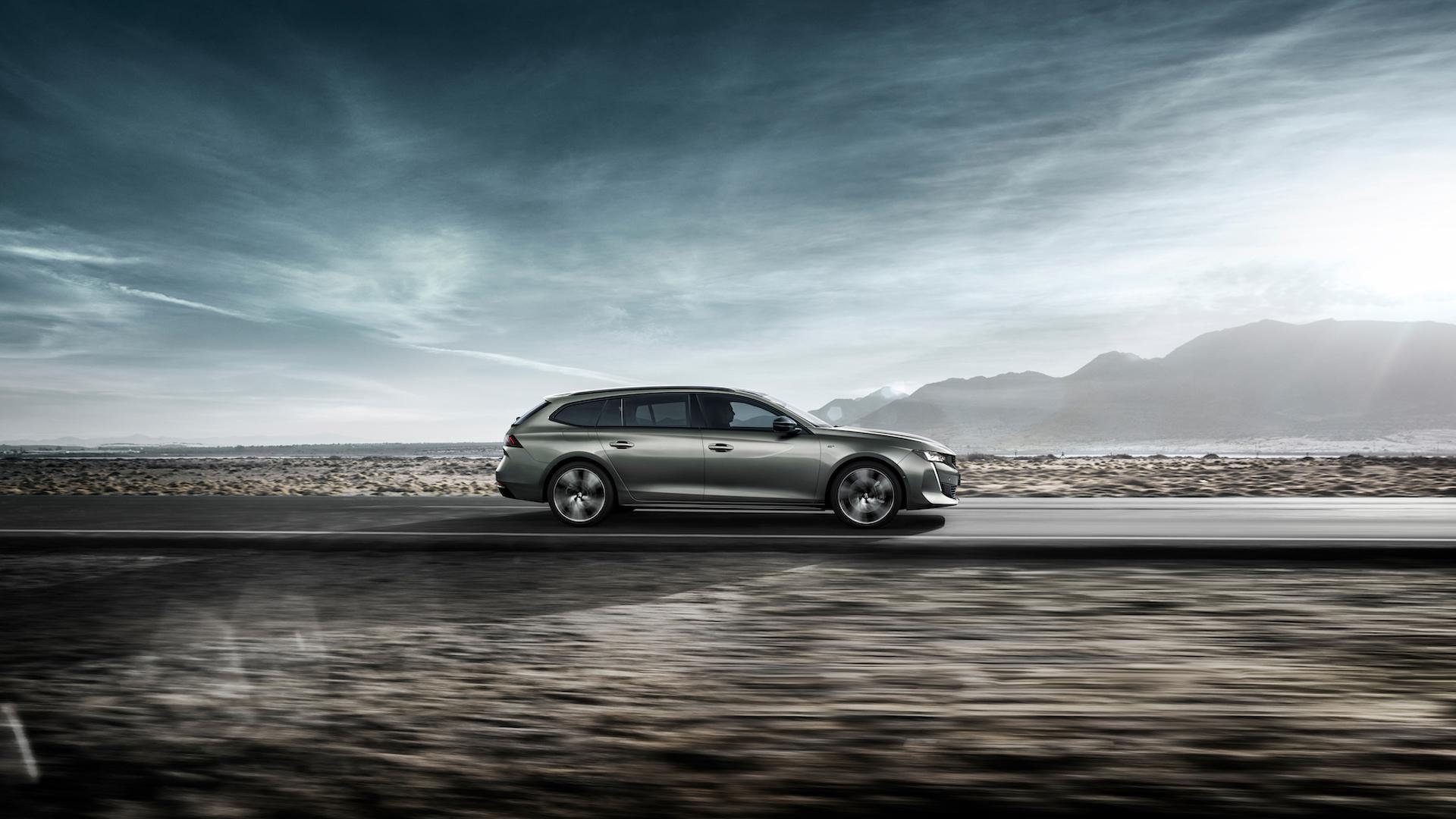 Peugeot 508 SW 2018 (1)