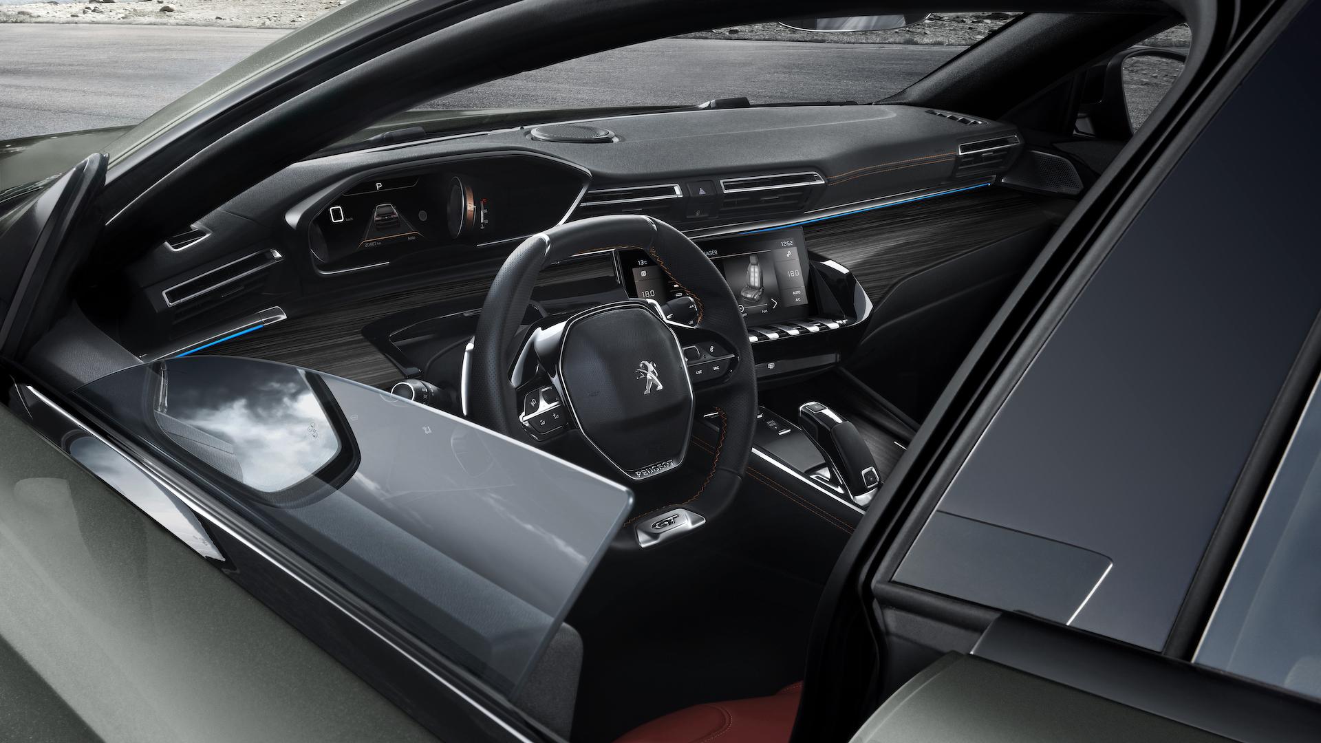 Peugeot 508 SW 2018 (13)