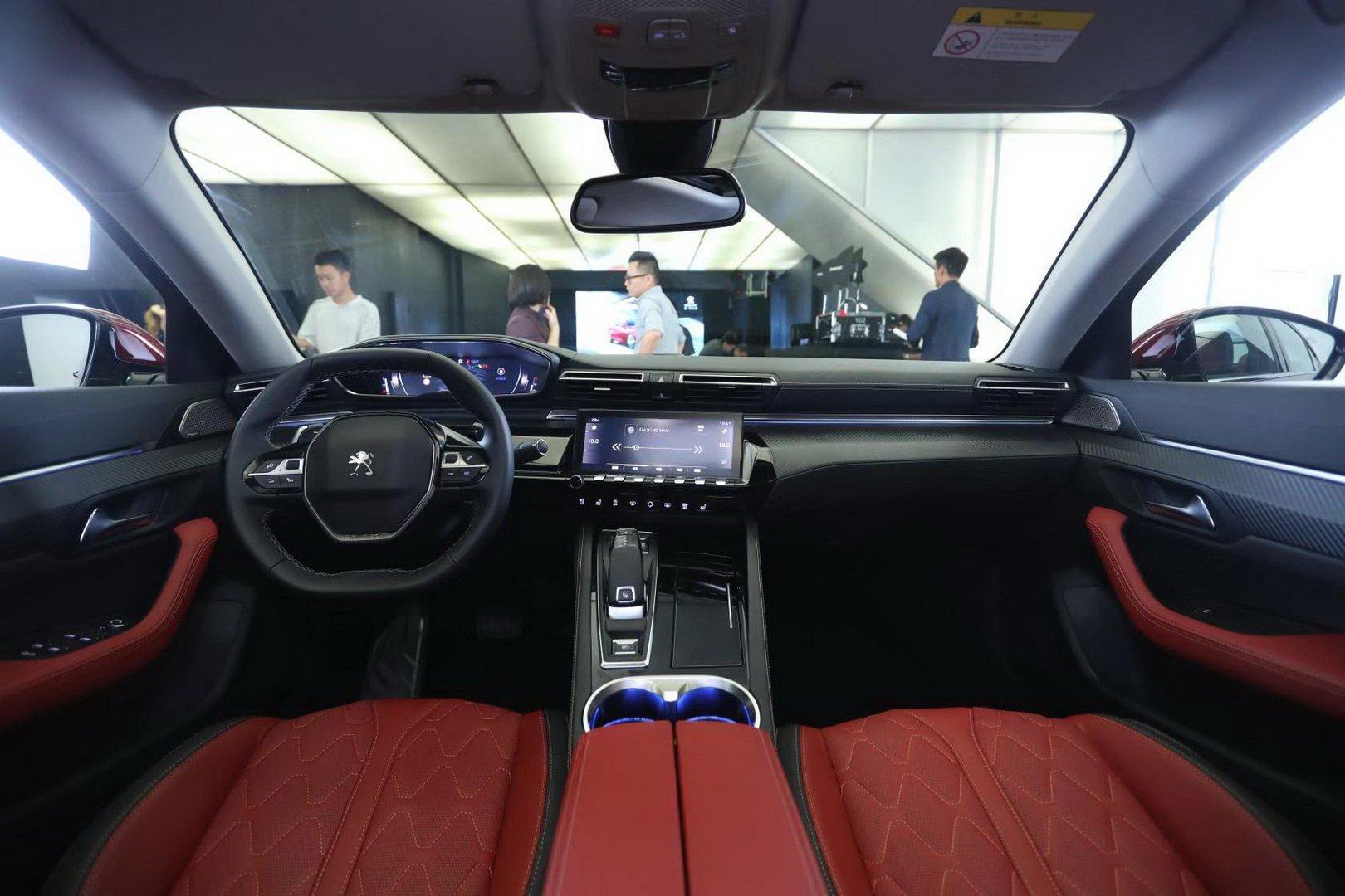 Peugeot 508L 2019 (10)