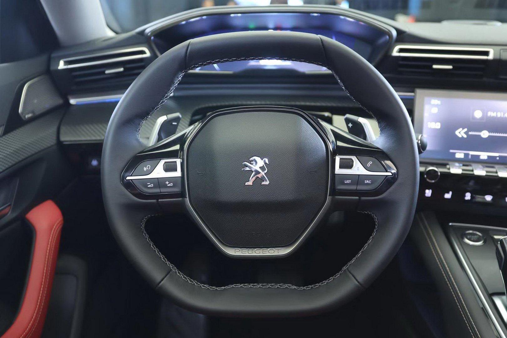 Peugeot 508L 2019 (11)