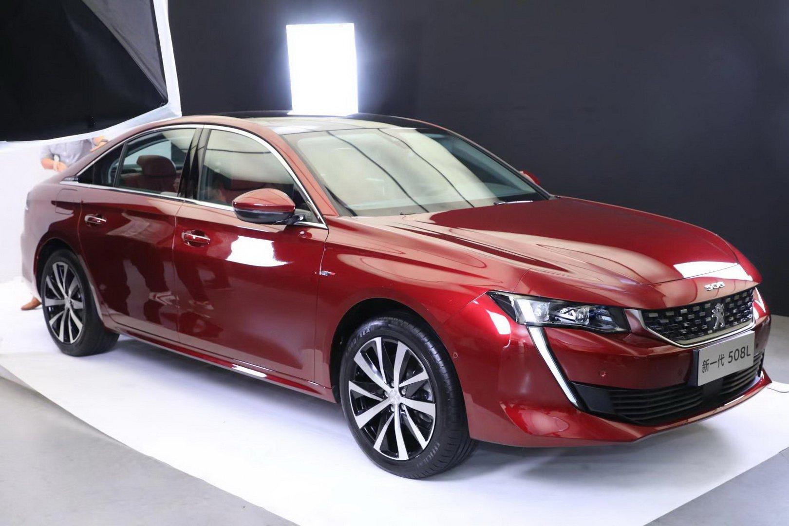 Peugeot 508L 2019 (4)